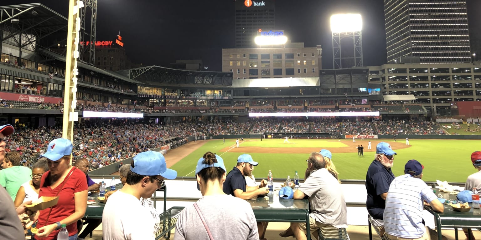 9,123 Fans Jam AutoZone Park for Triple-A National Championship Game – Redbirds