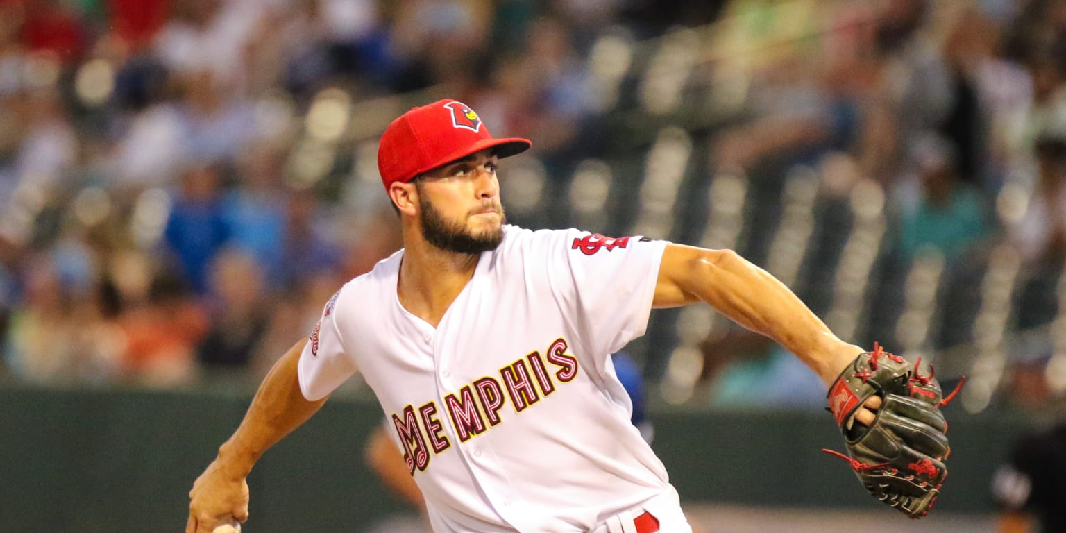 Ponce de Leon Named Pacific Coast League Player of the Month – Redbirds