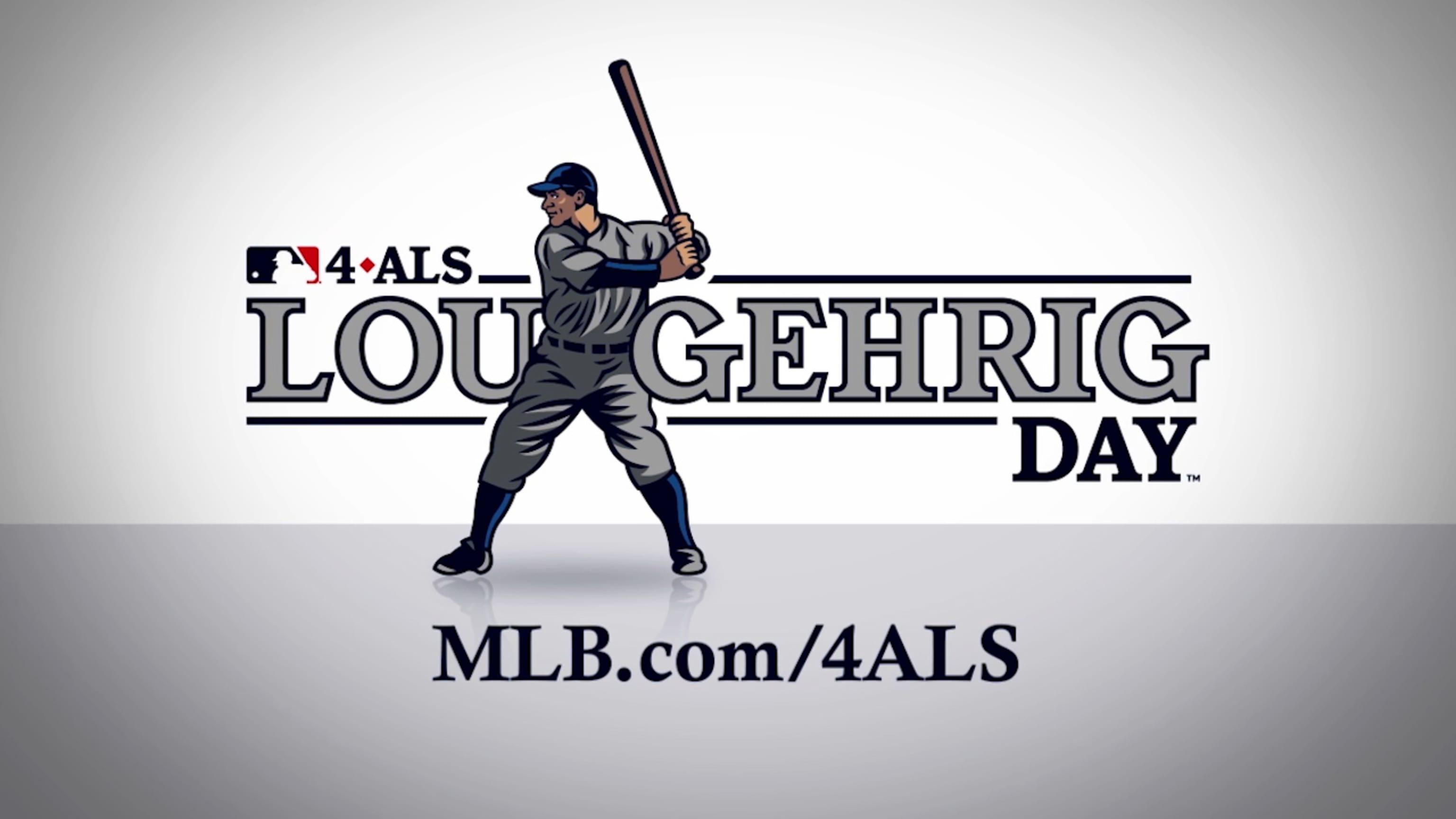 Inaugural Lou Gehrig Day