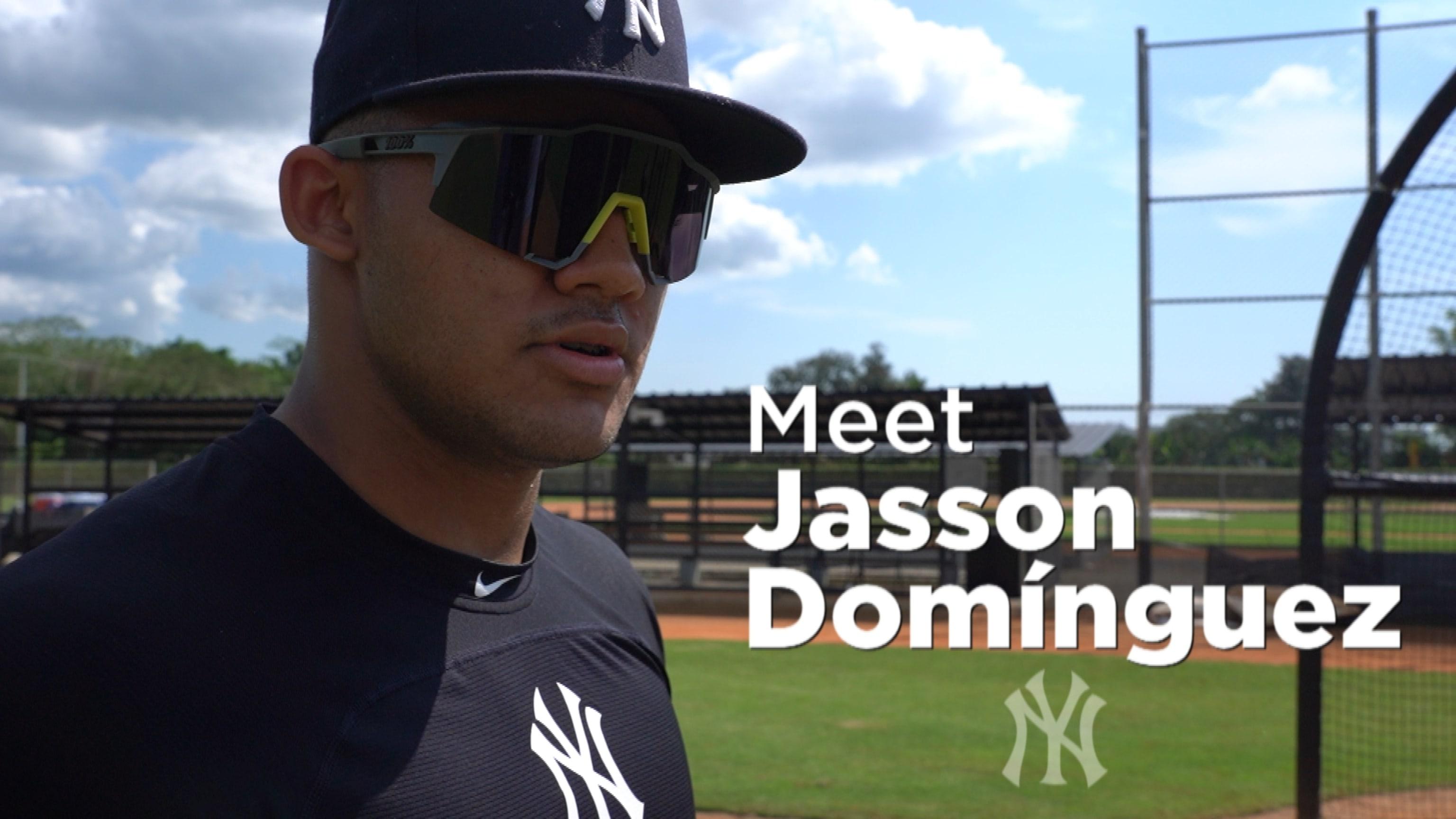 Meet Jasson Dominguez