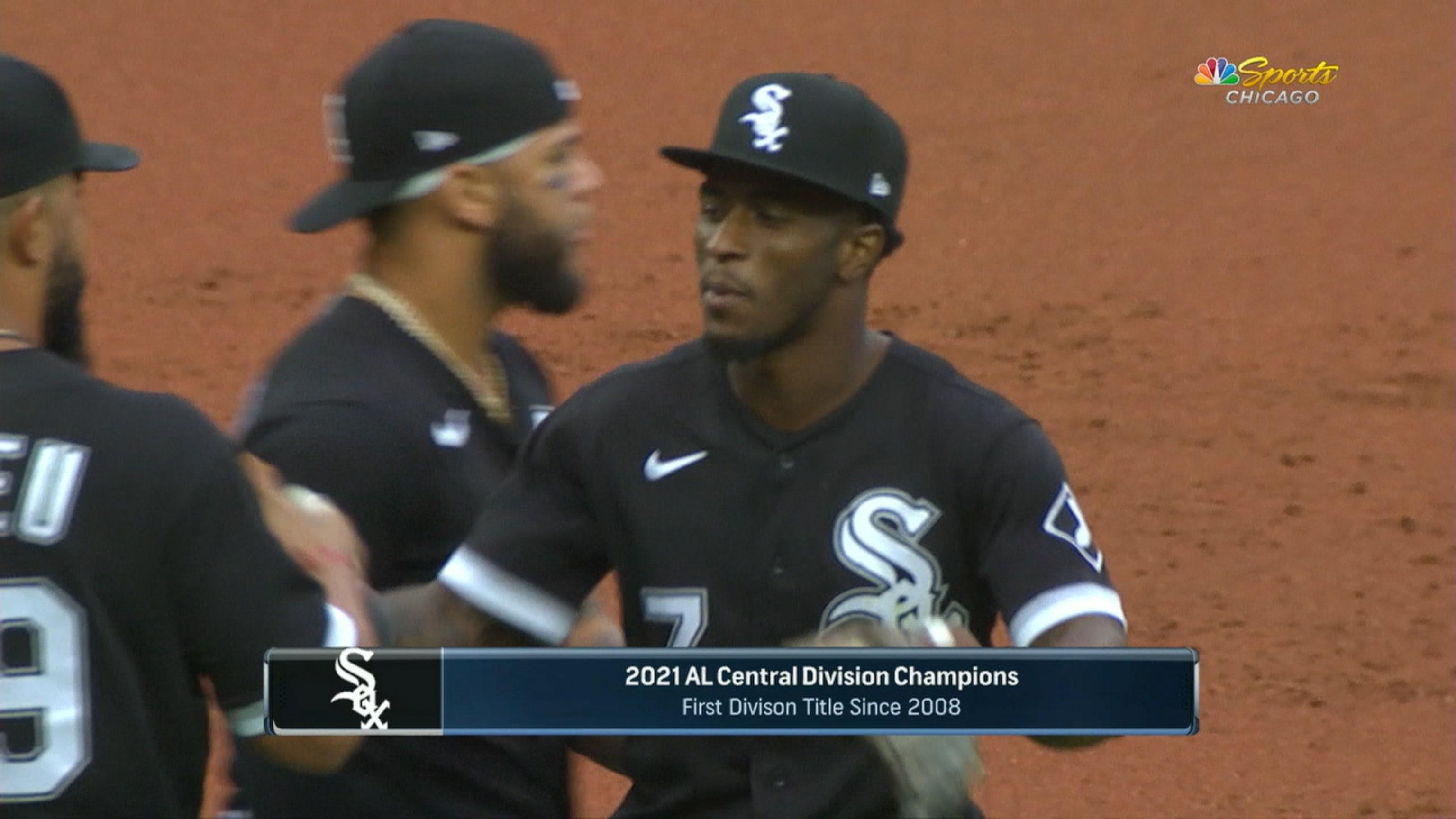 White Sox campeones de división