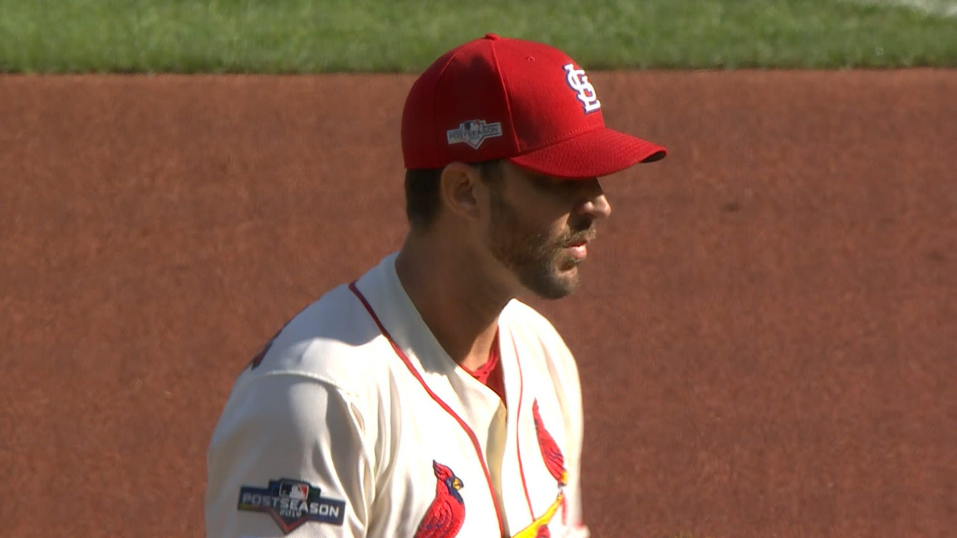 Adam Wainwright St. Louis Cardinals Spring Training Baseball Player Jersey