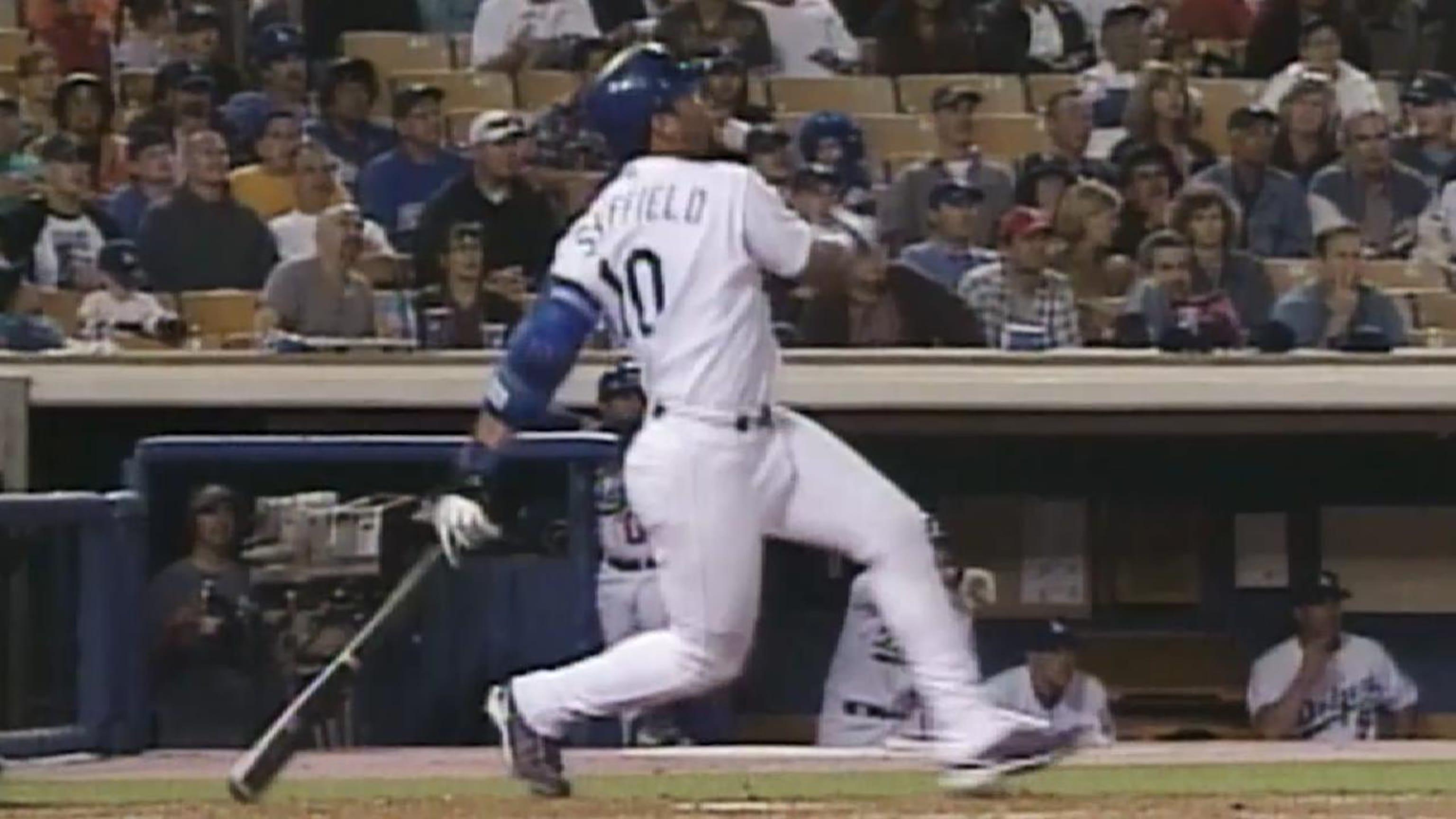 MLB ahora en Gary Sheffield