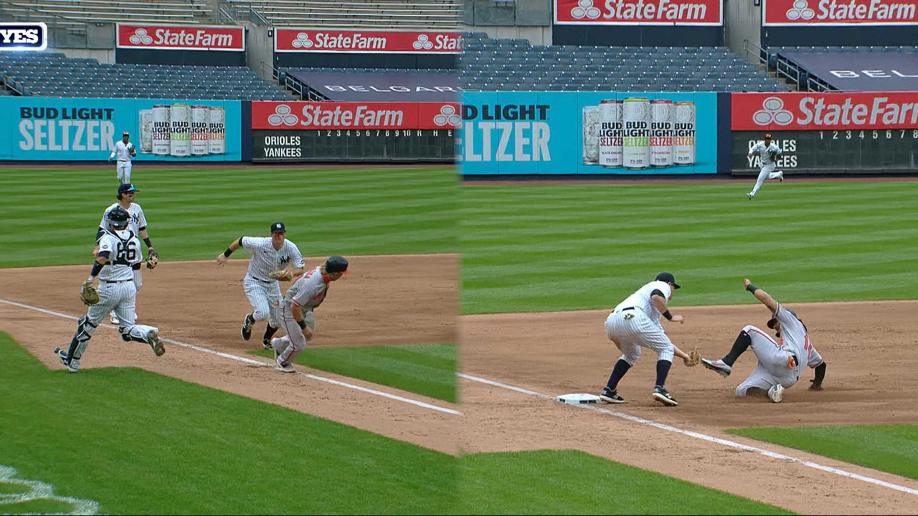 Los Yankees escapan de un atasco