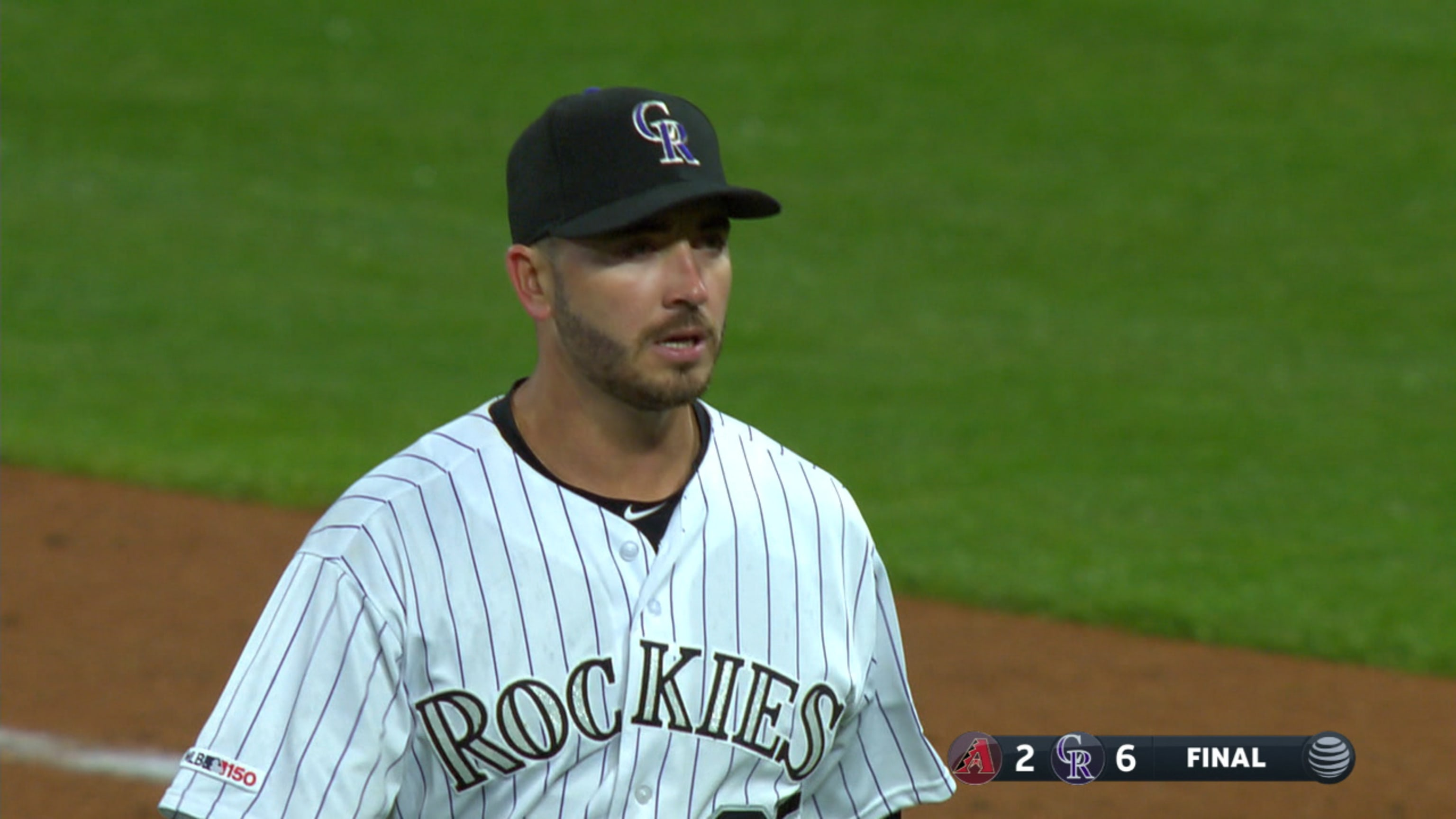 Chad Bettis Colorado Rockies Baseball Player Jersey