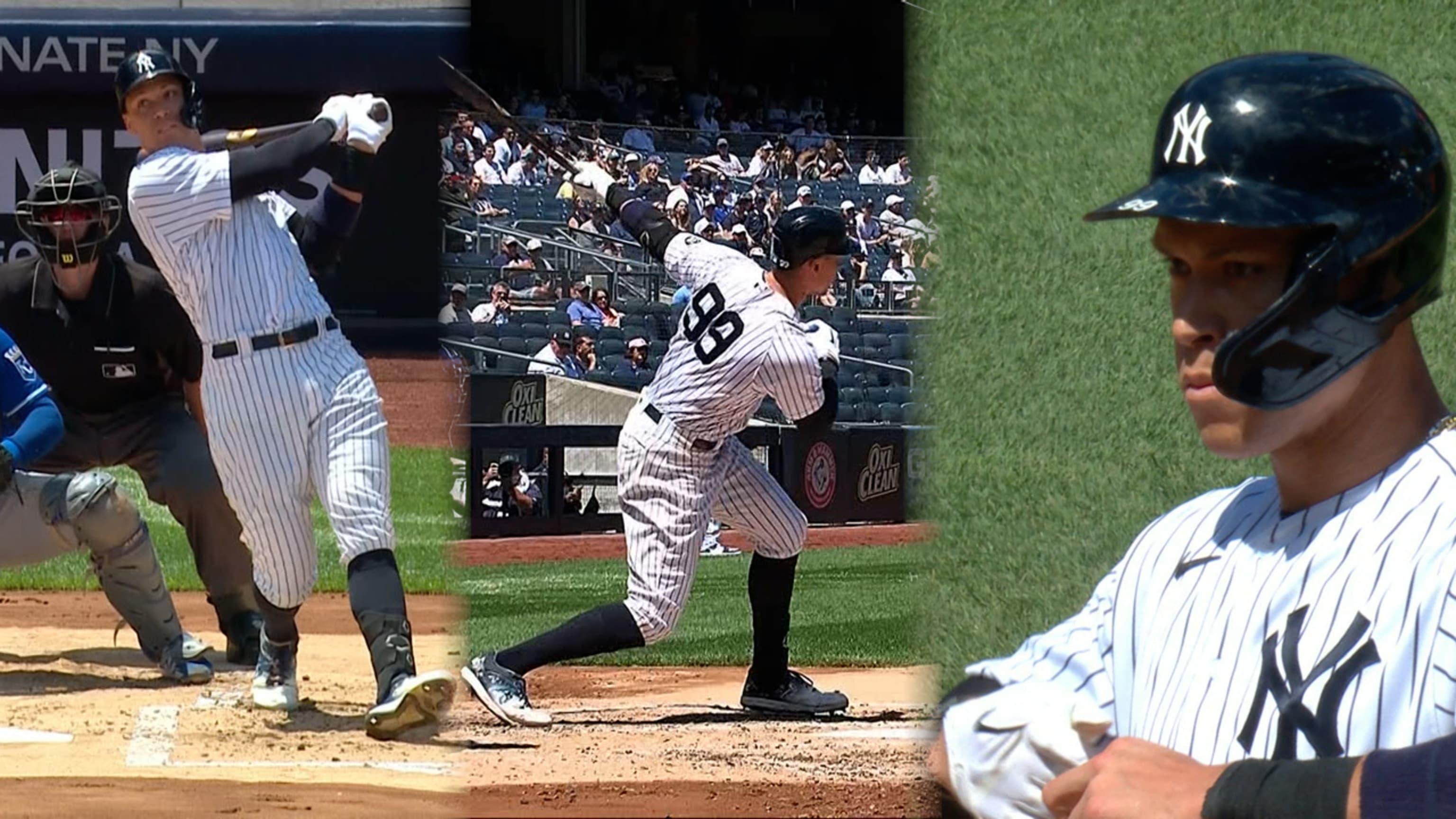 Judge brilla con 3 hits y 2 RBIs