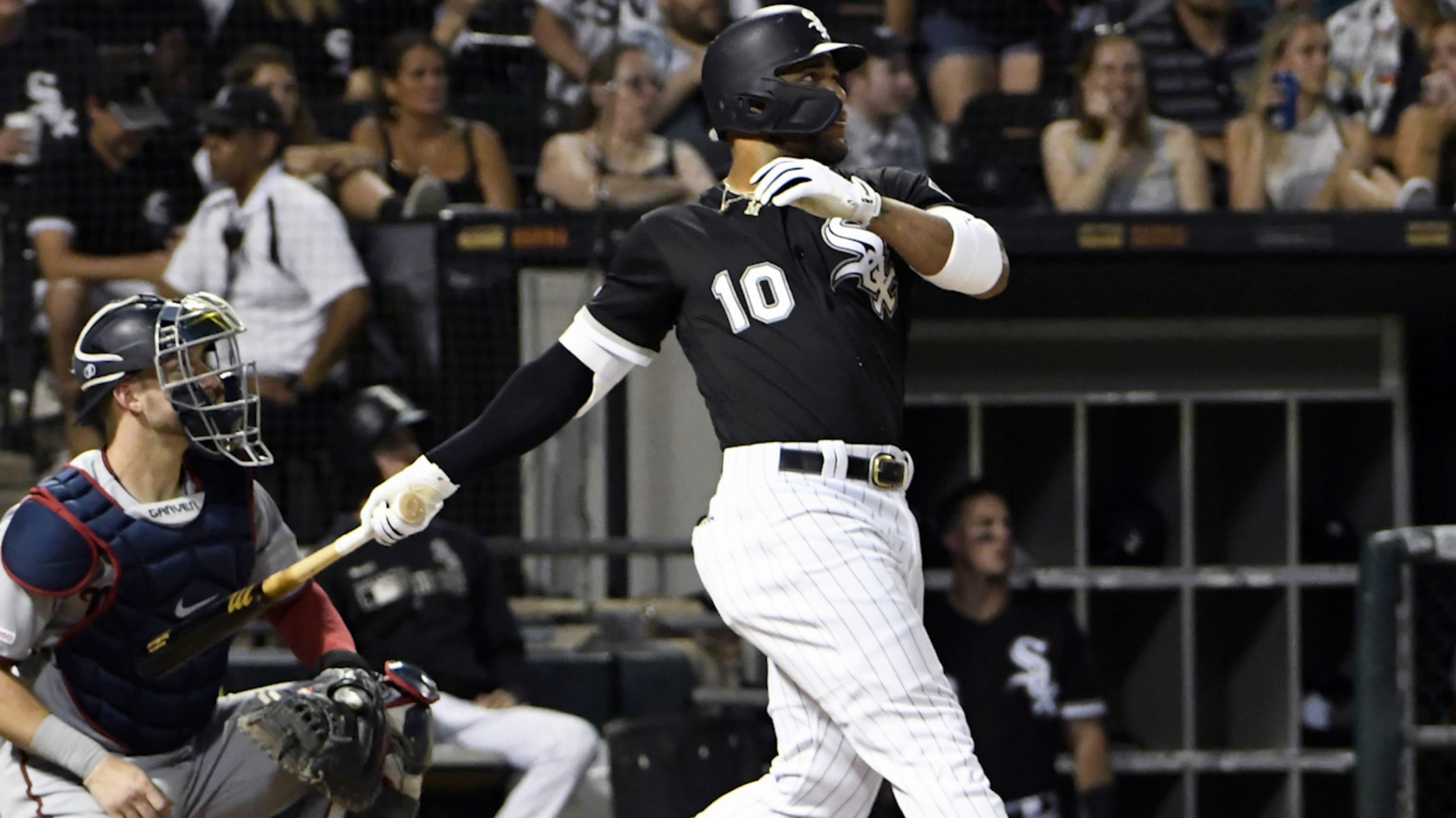 Moncada's 2019 extra-base hits