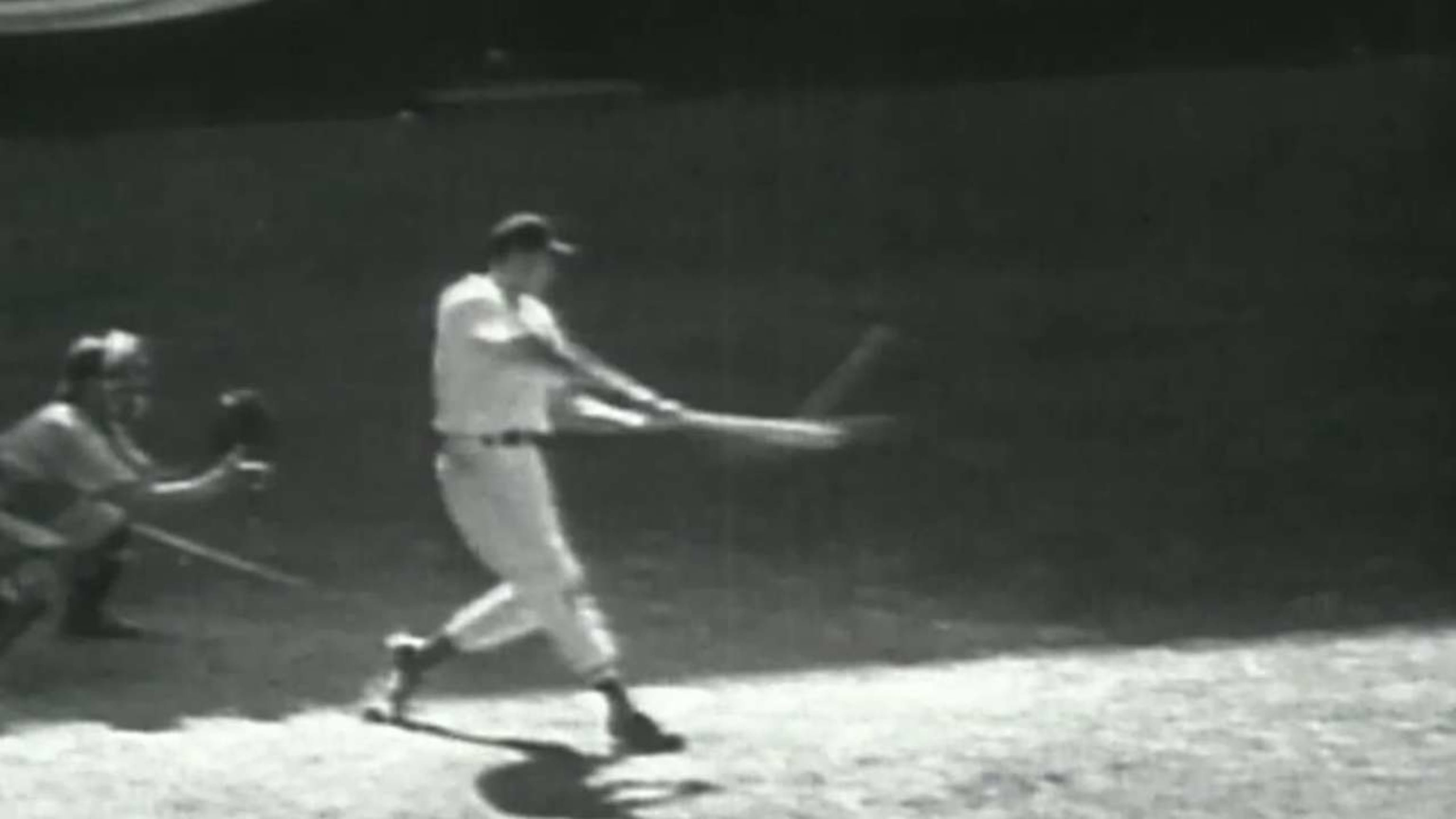 Learning the Ted Williams shift