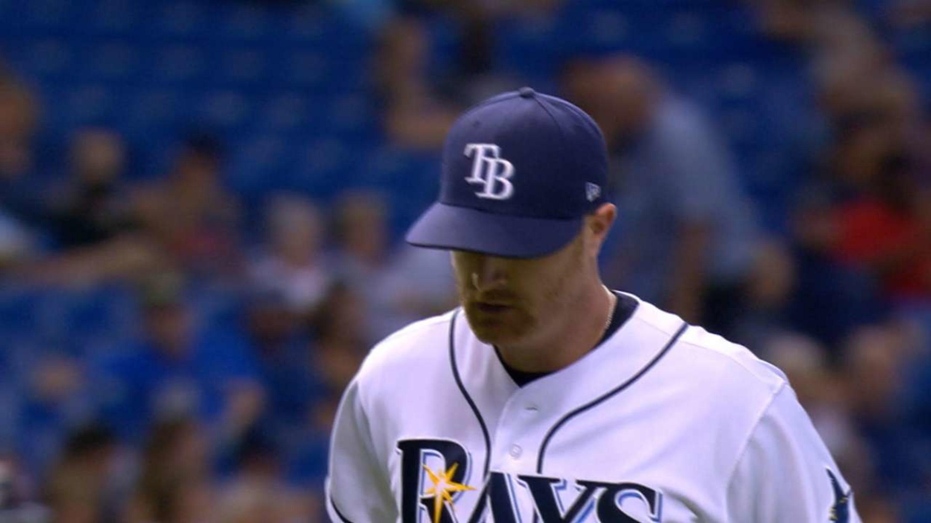 Alex Cobb Tampa Bay Rays Baseball Player Jersey