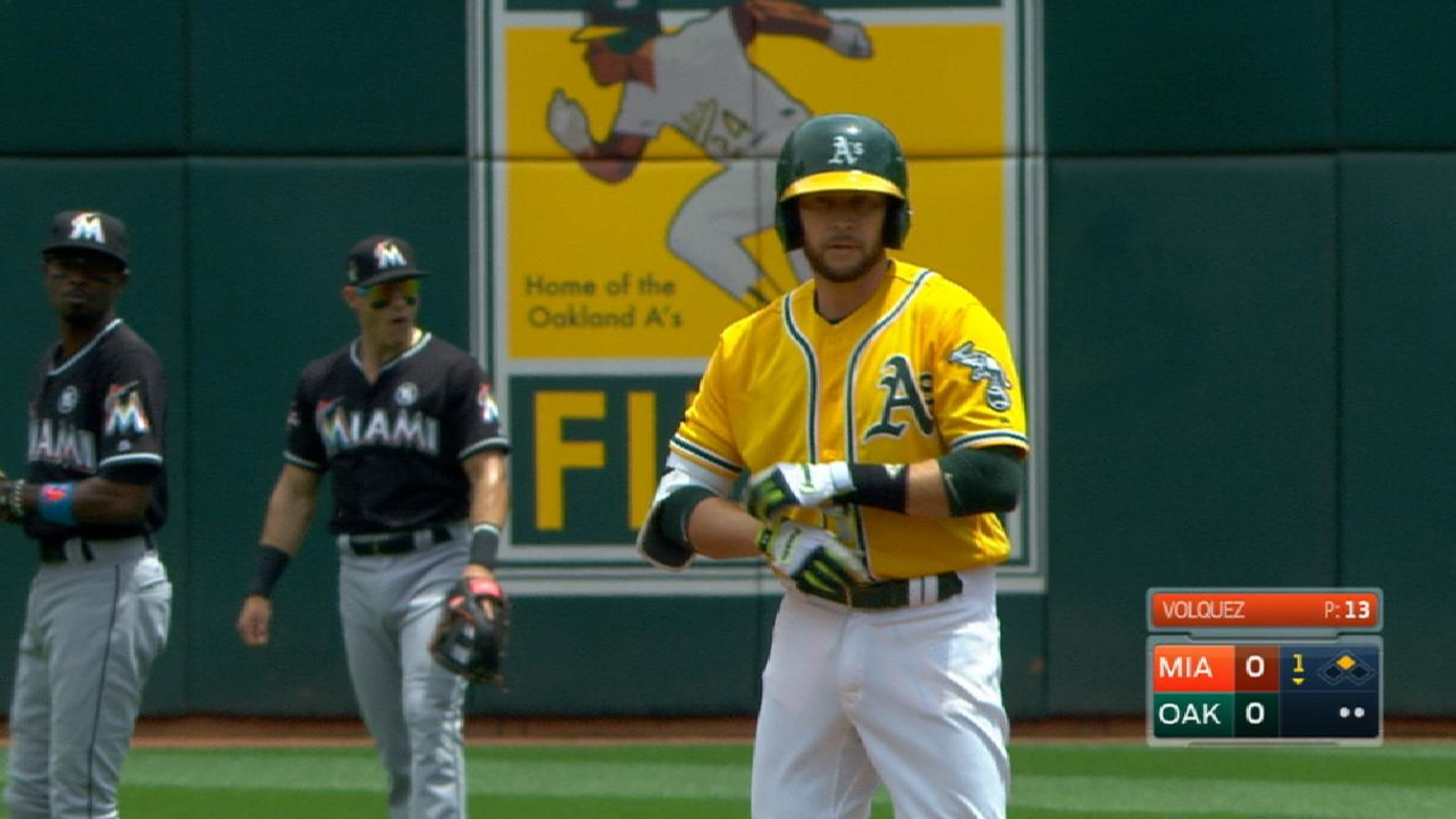 Athletics' Jed Lowrie a steady producer at 2B