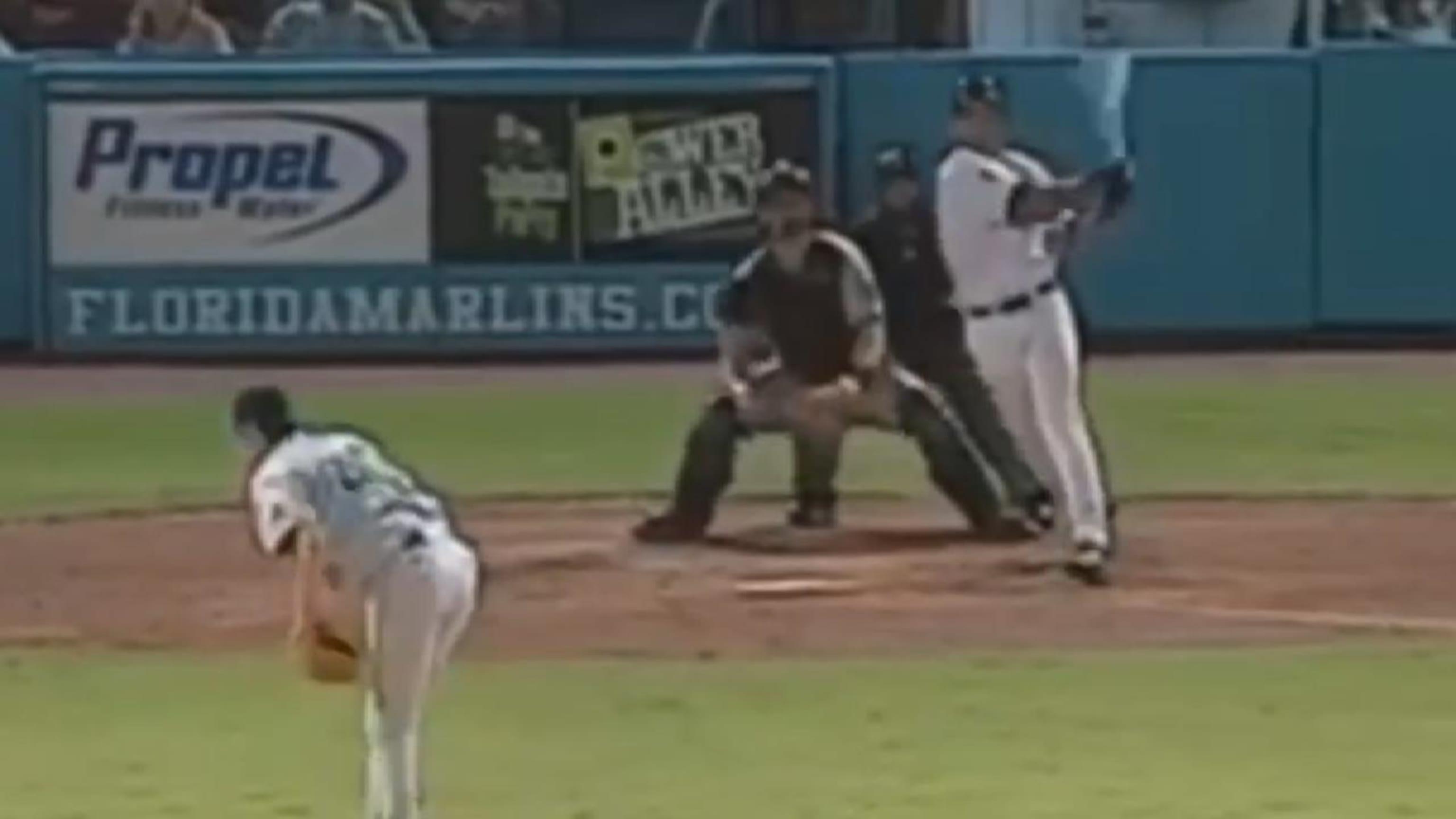 Cabrera hits walk-off homer