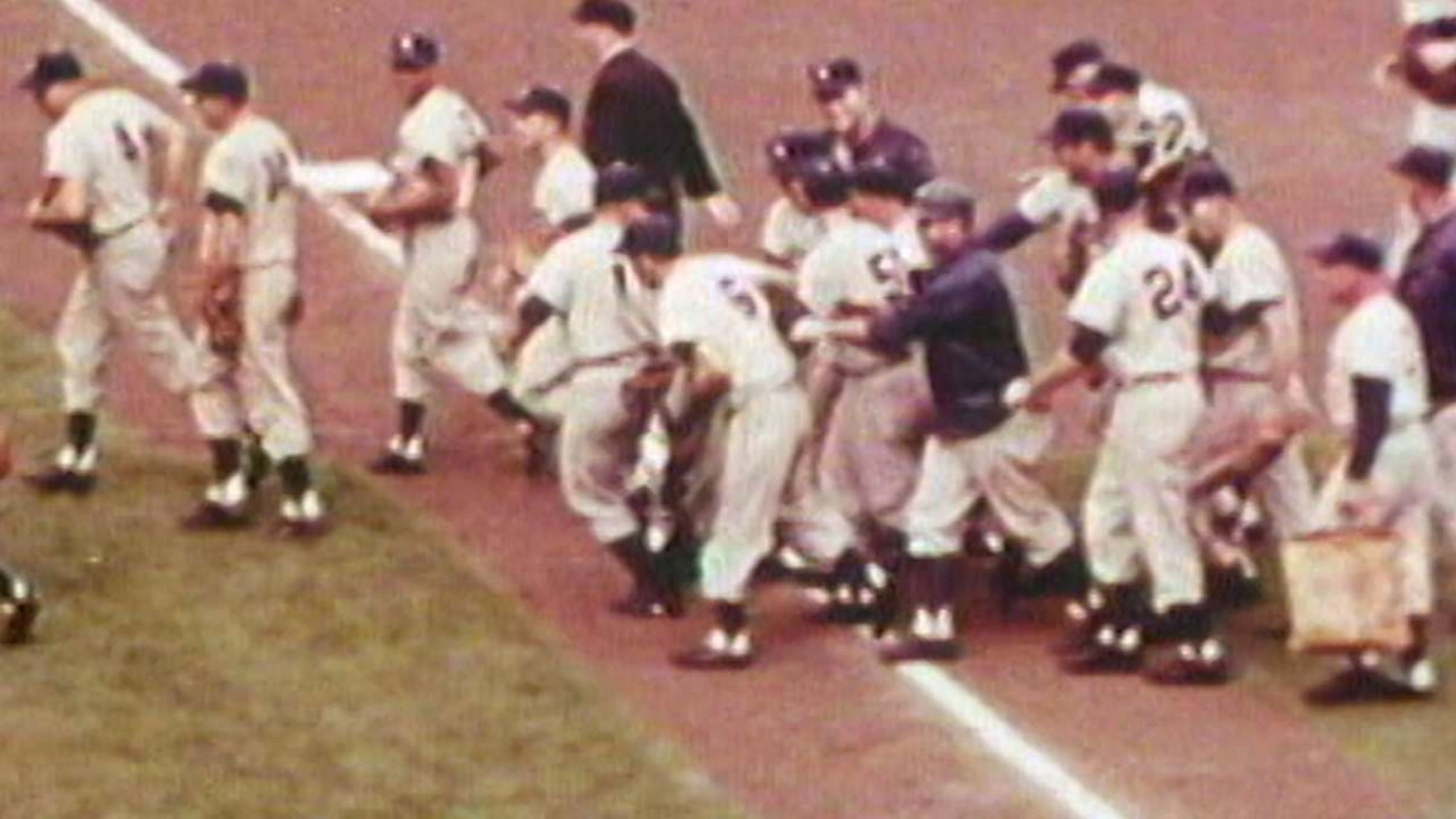 Dodgers win 1959 World Series