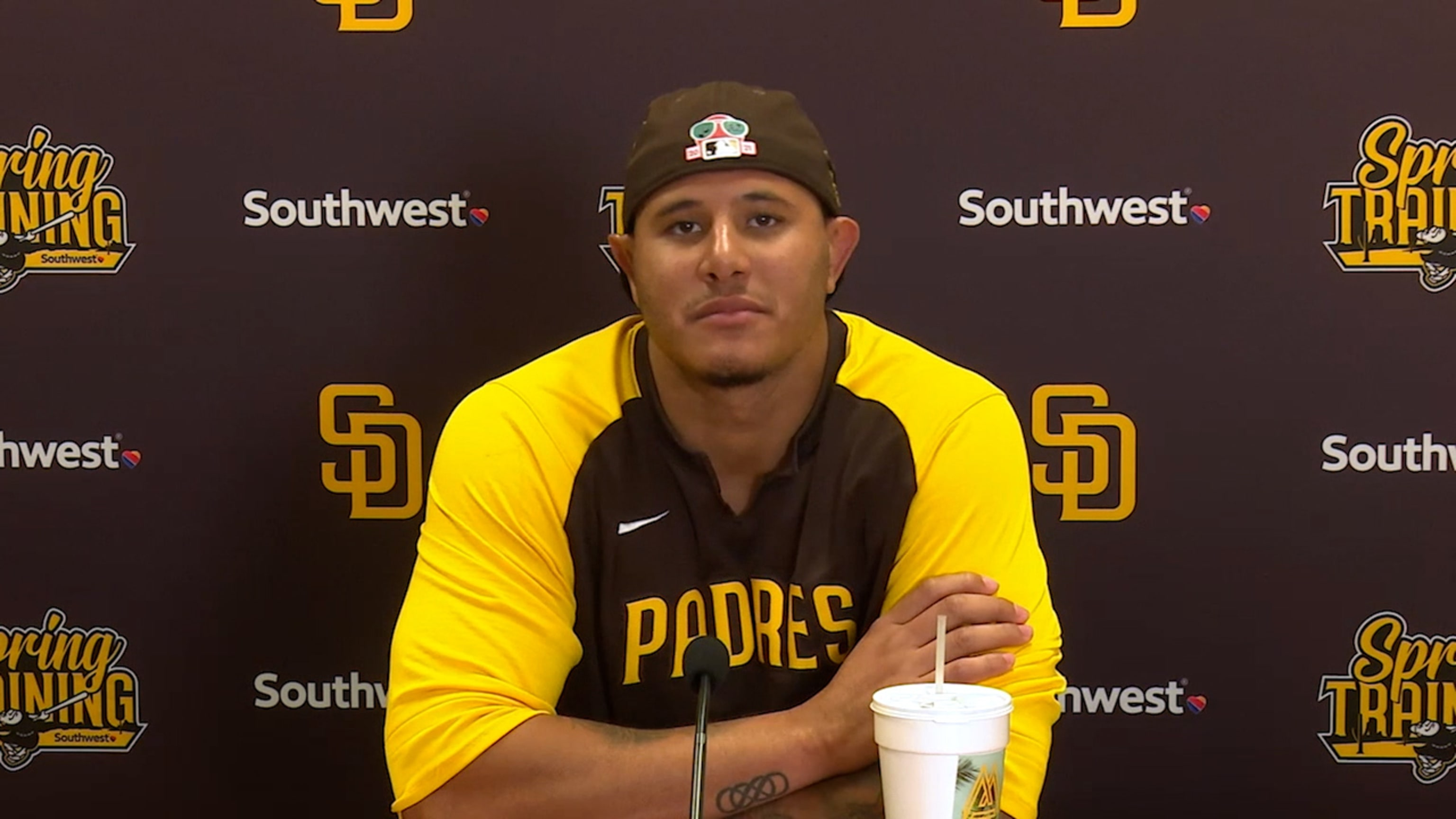 Machado talks Padres' legitimacy