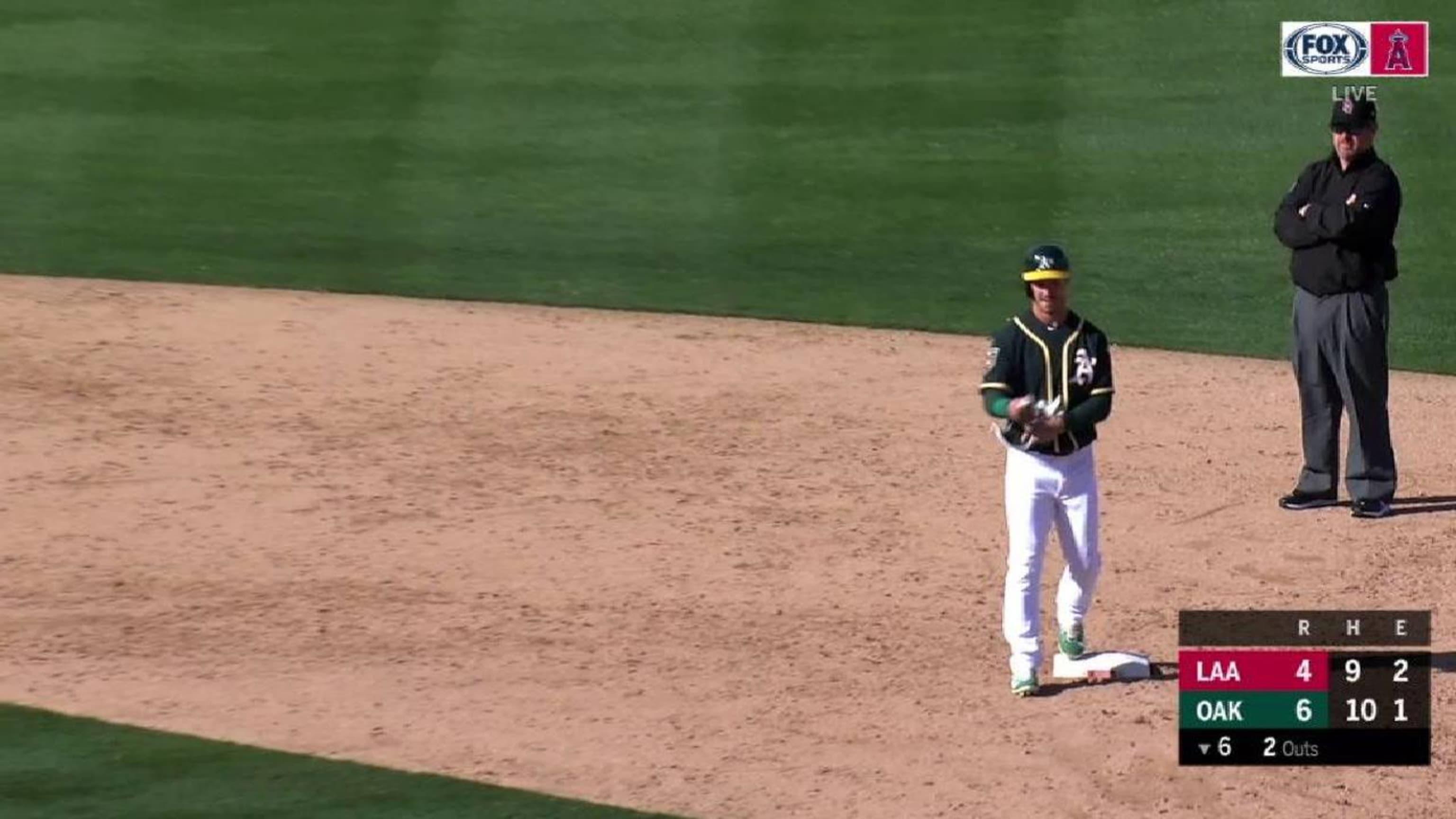 Boog Powell Oakland Athletics Baseball Player Jersey