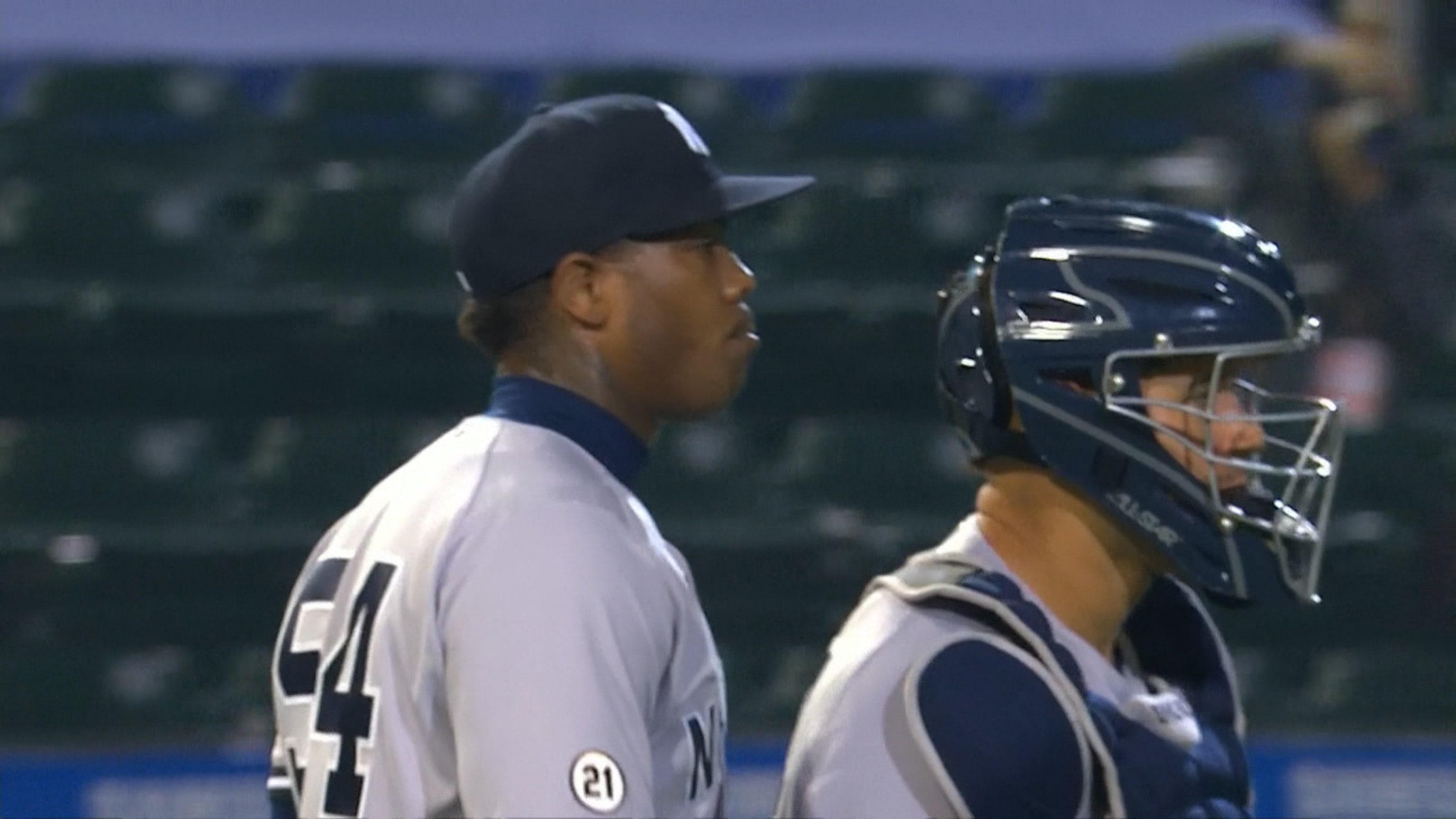 Chris Carter New Arrivals Legend Baseball Player Jersey