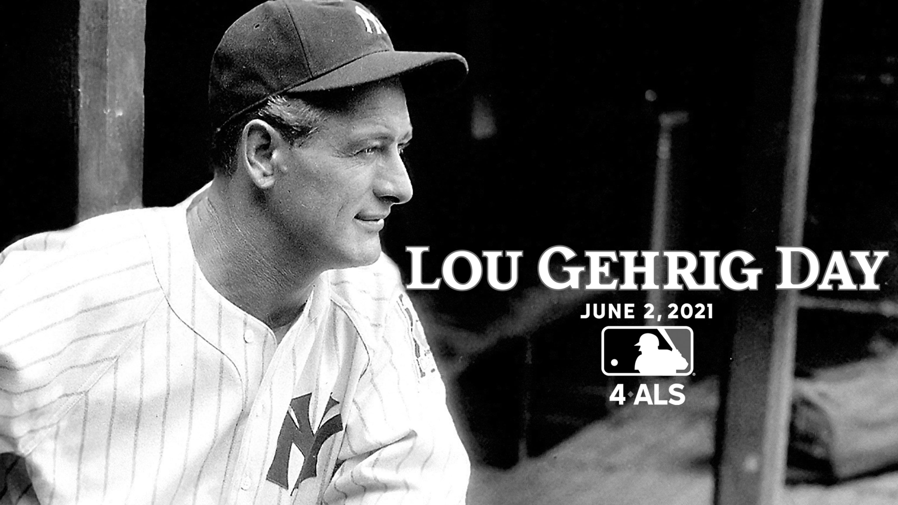 MLB announces Lou Gehrig Day