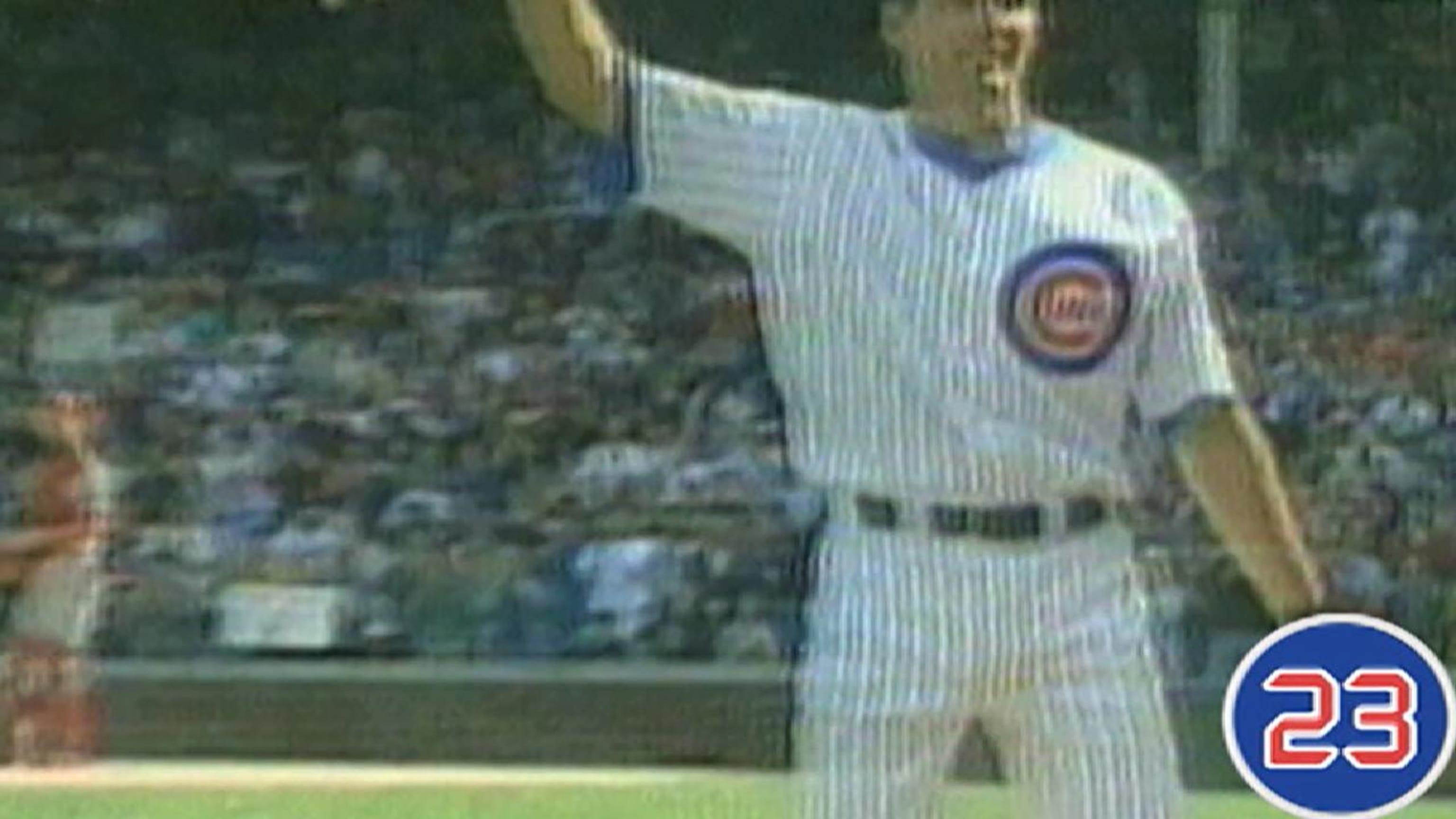 Cubs: Ryne Sandberg, No. 23