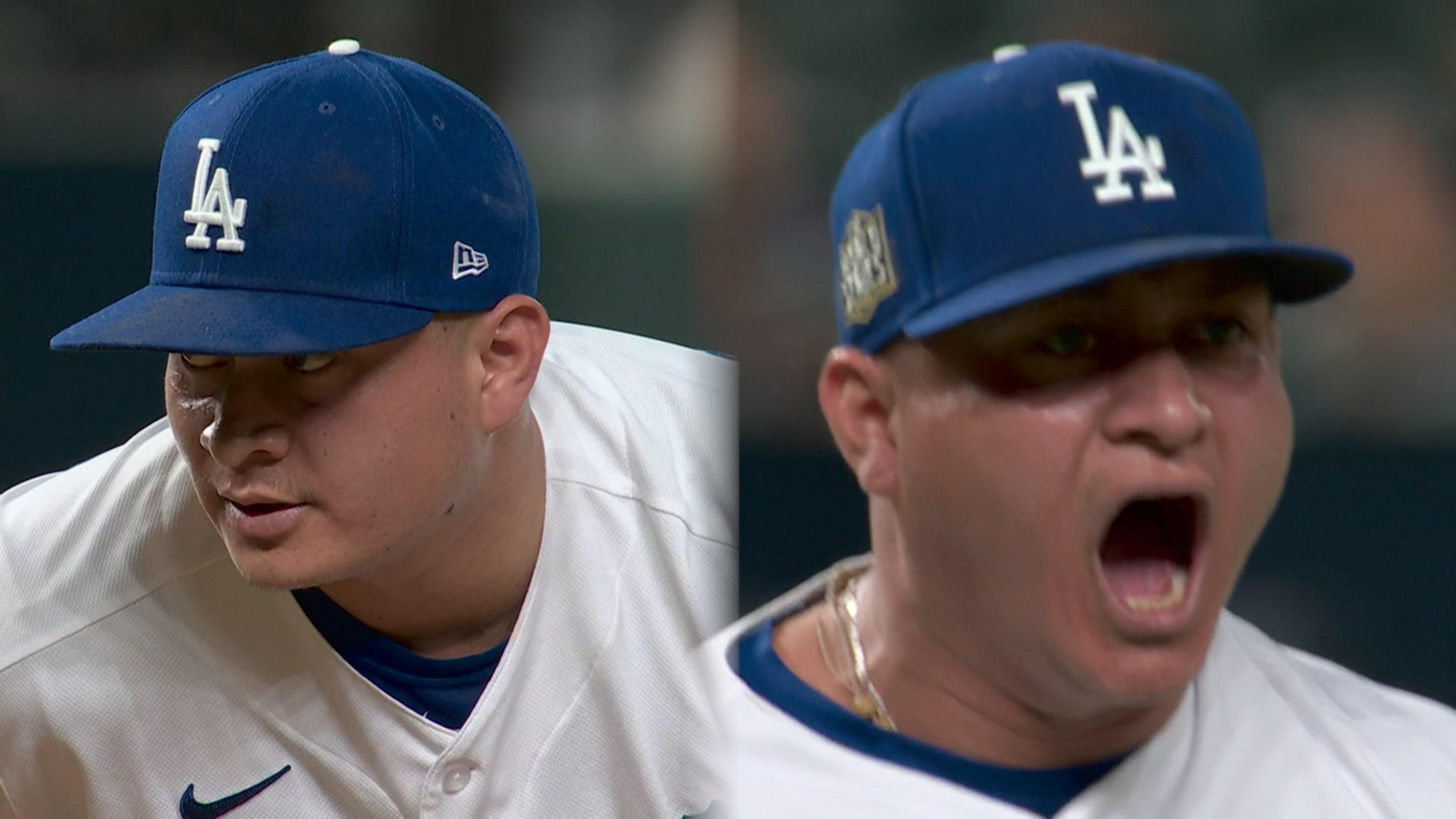 Dodgers bullpen outlasts Rays in World Series