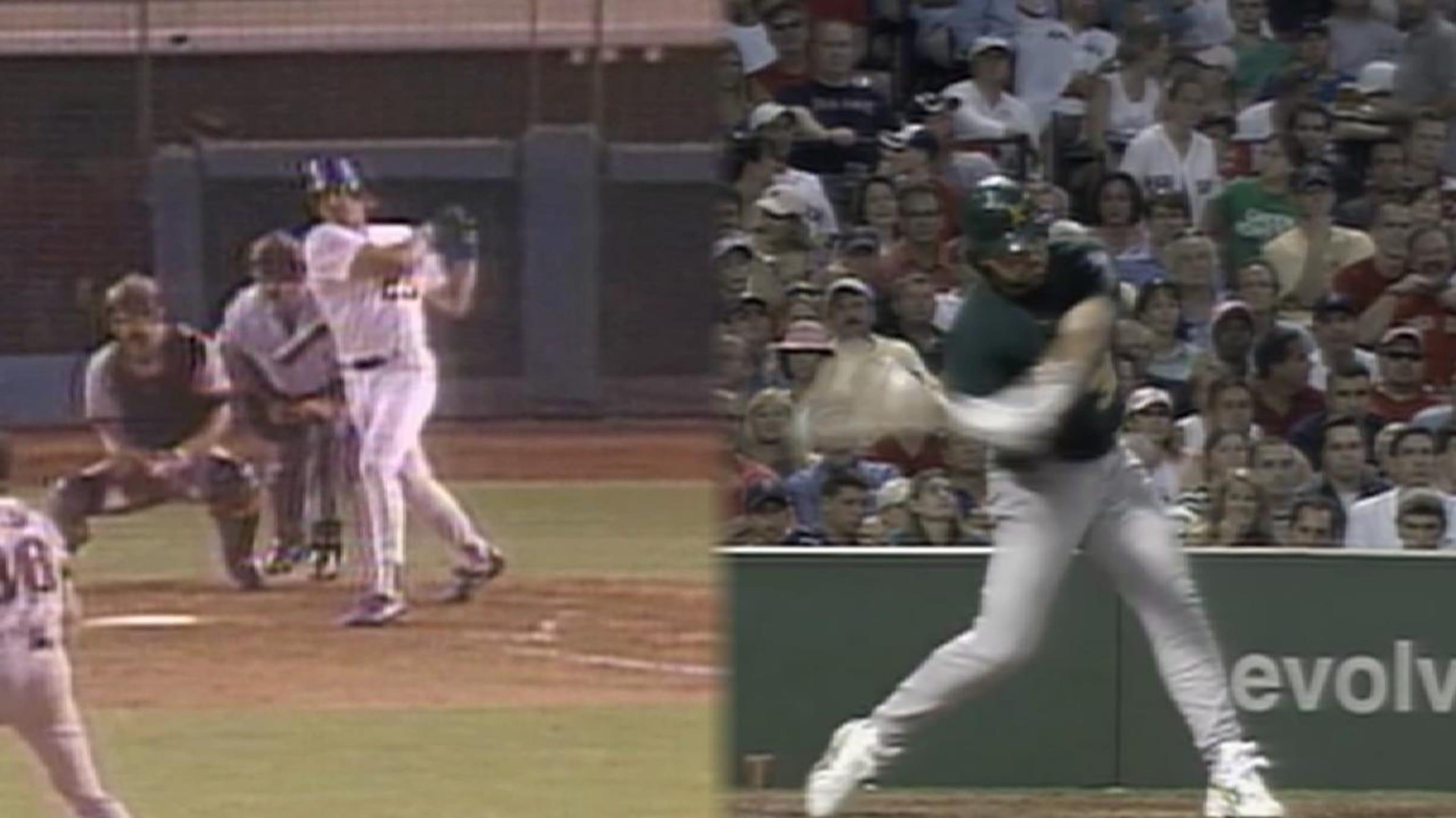 First & Last: Piazza home runs