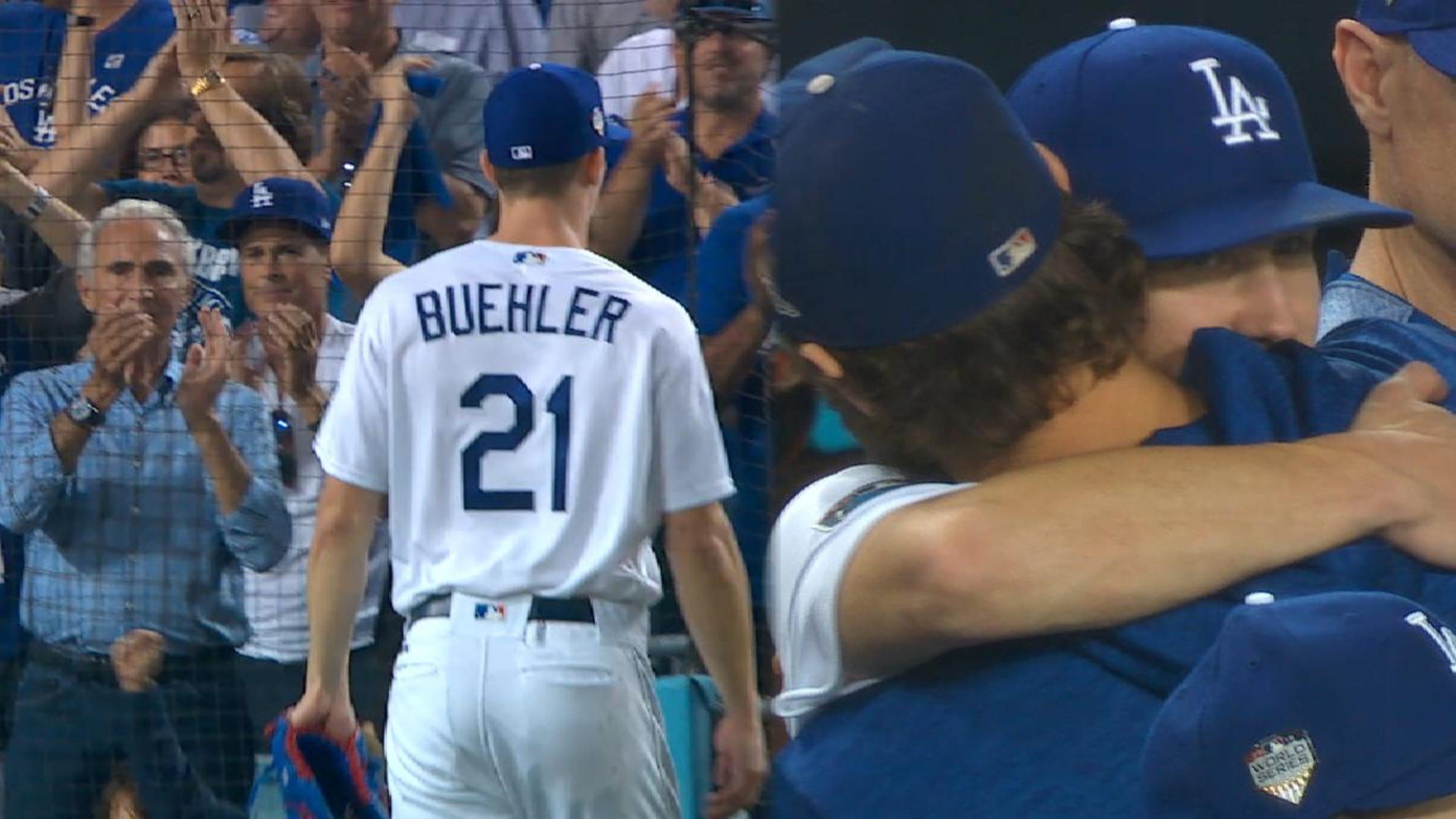 Buehler whiffs Martinez in 7th