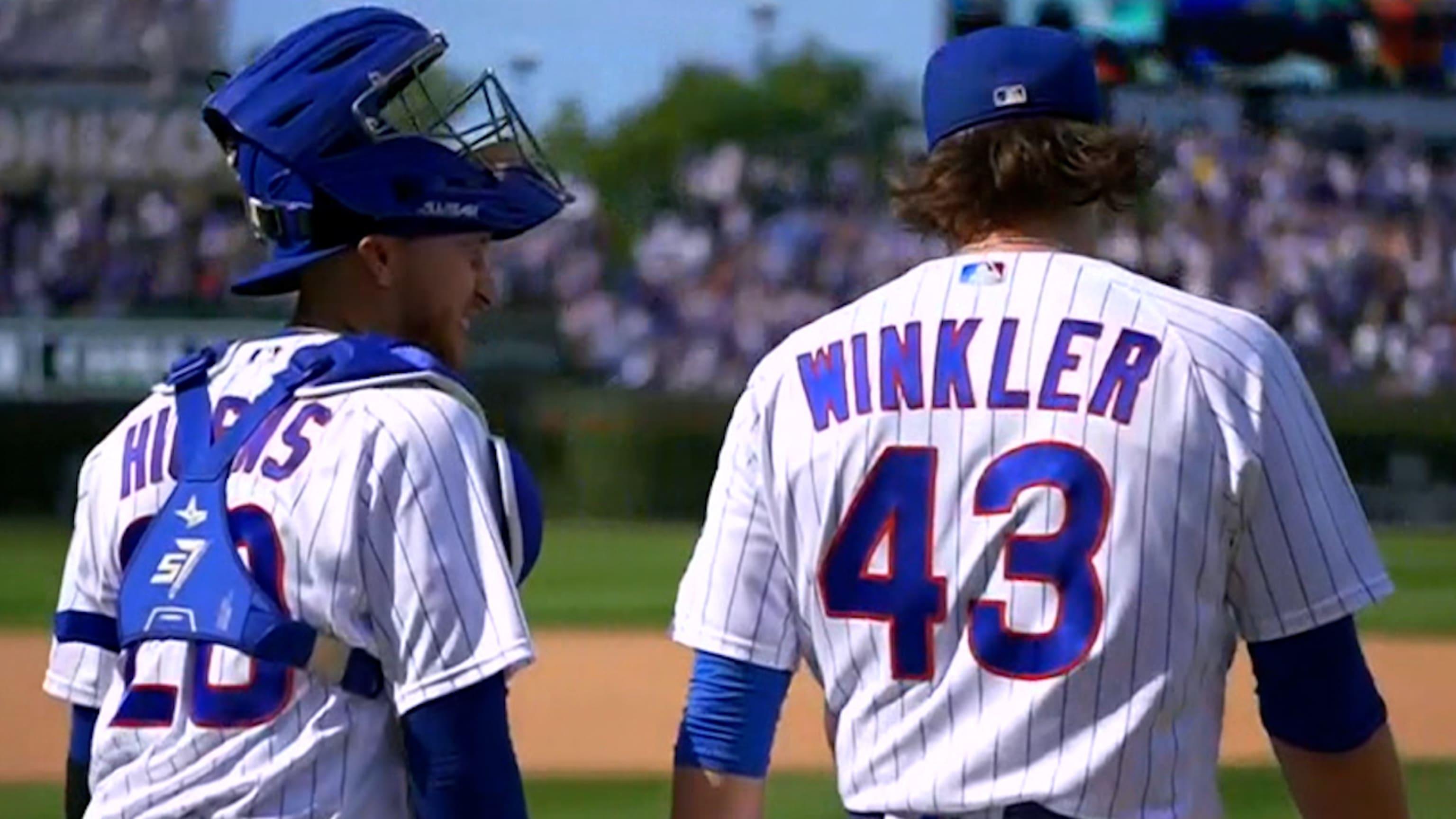 Dan Winkler registra el último out