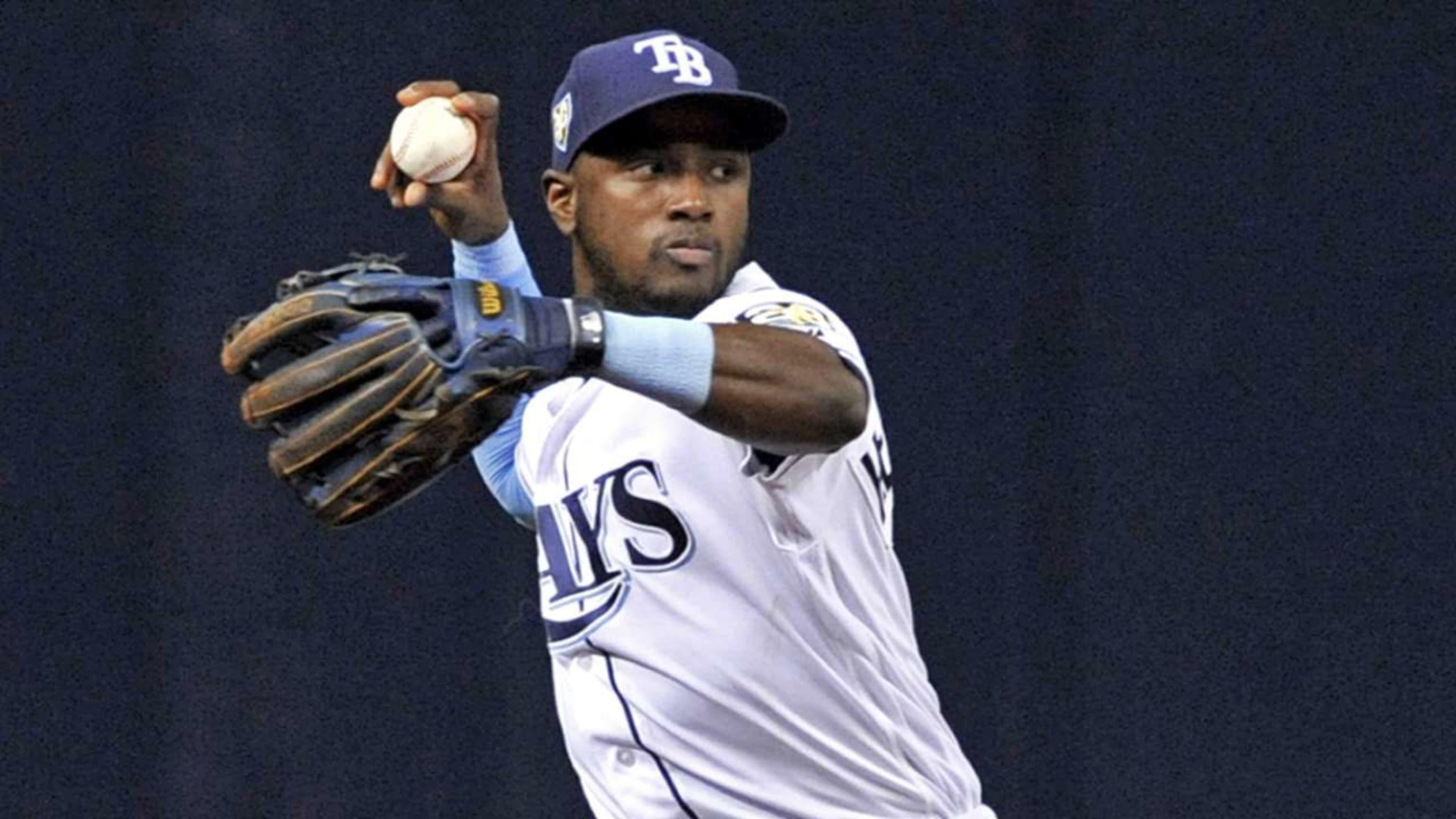 Adeiny Hechavarria Tampa Bay Rays Baseball Player Jersey