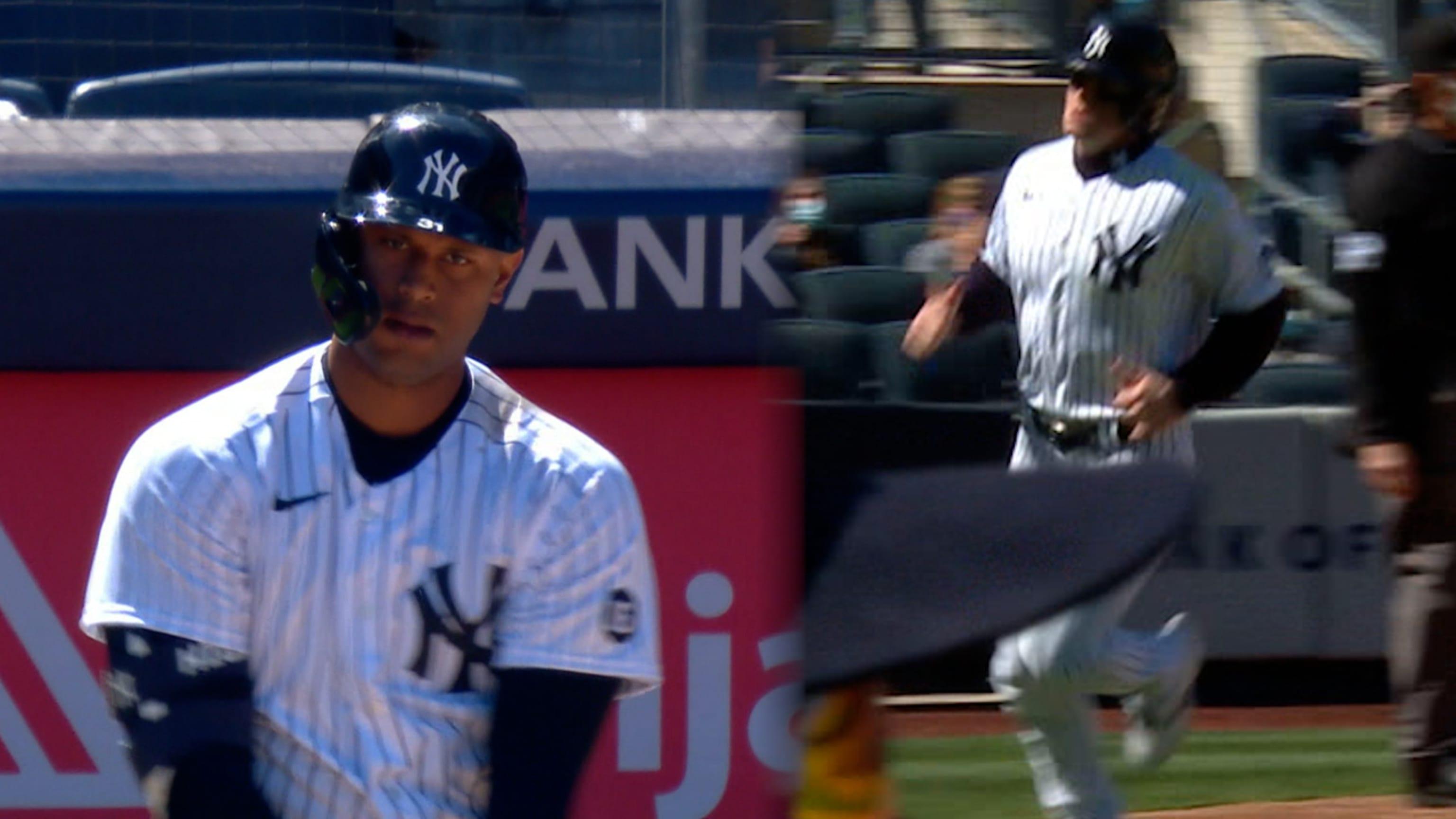 Hicks amplía ventaja de Yankees