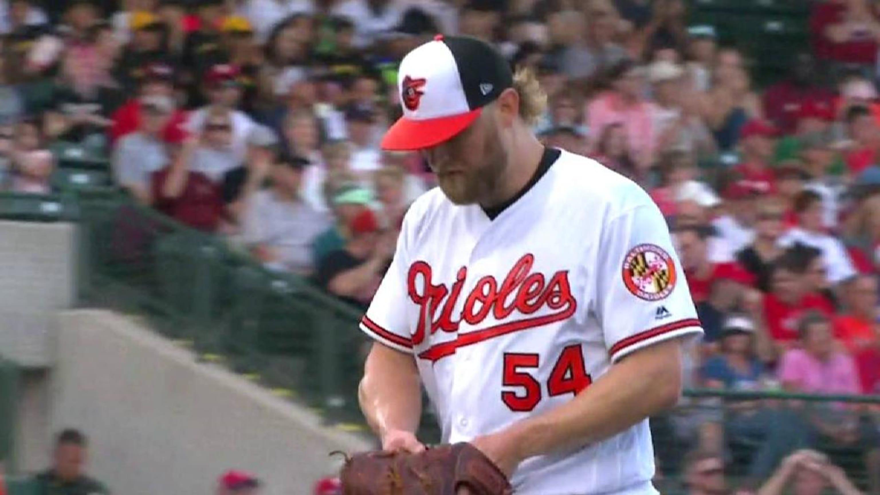 Orioles' Andrew Cashner debuts vs. Phillies