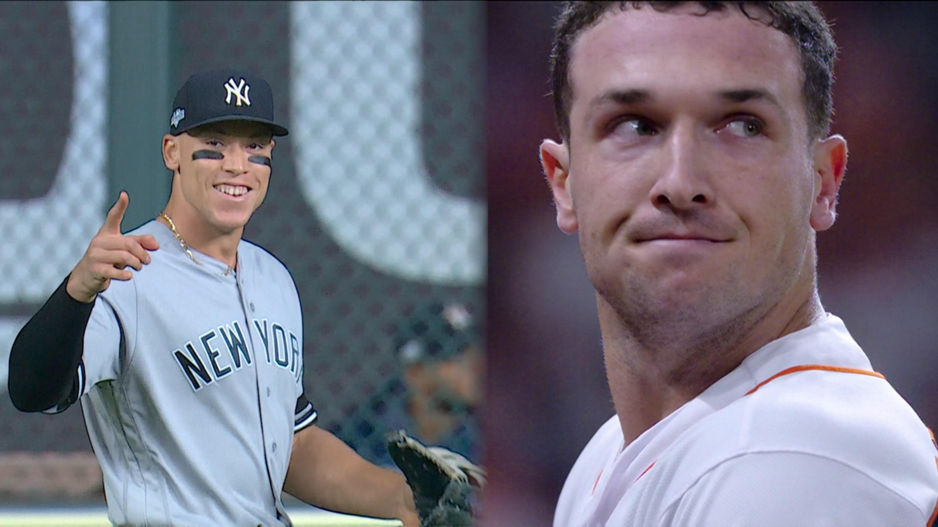 Aaron Judge NY Yankees New Arrivals Baseball Player Fade Jersey