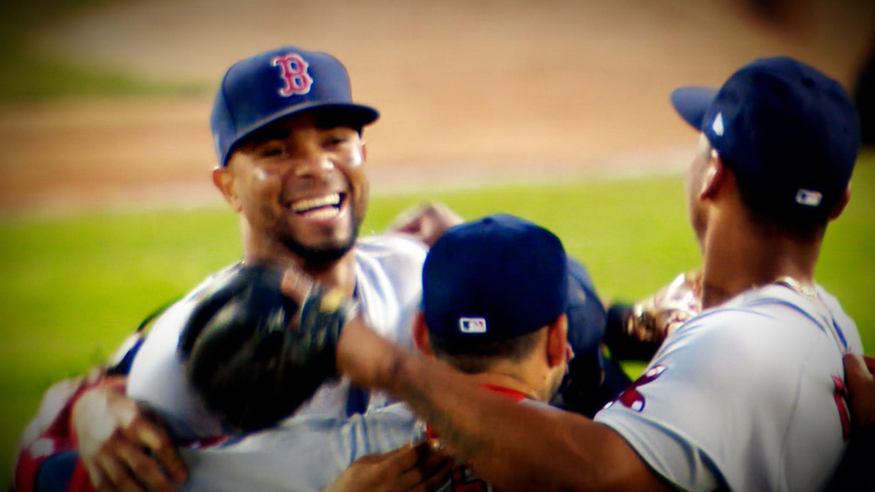 Red Sox clinch top Wild Card spot
