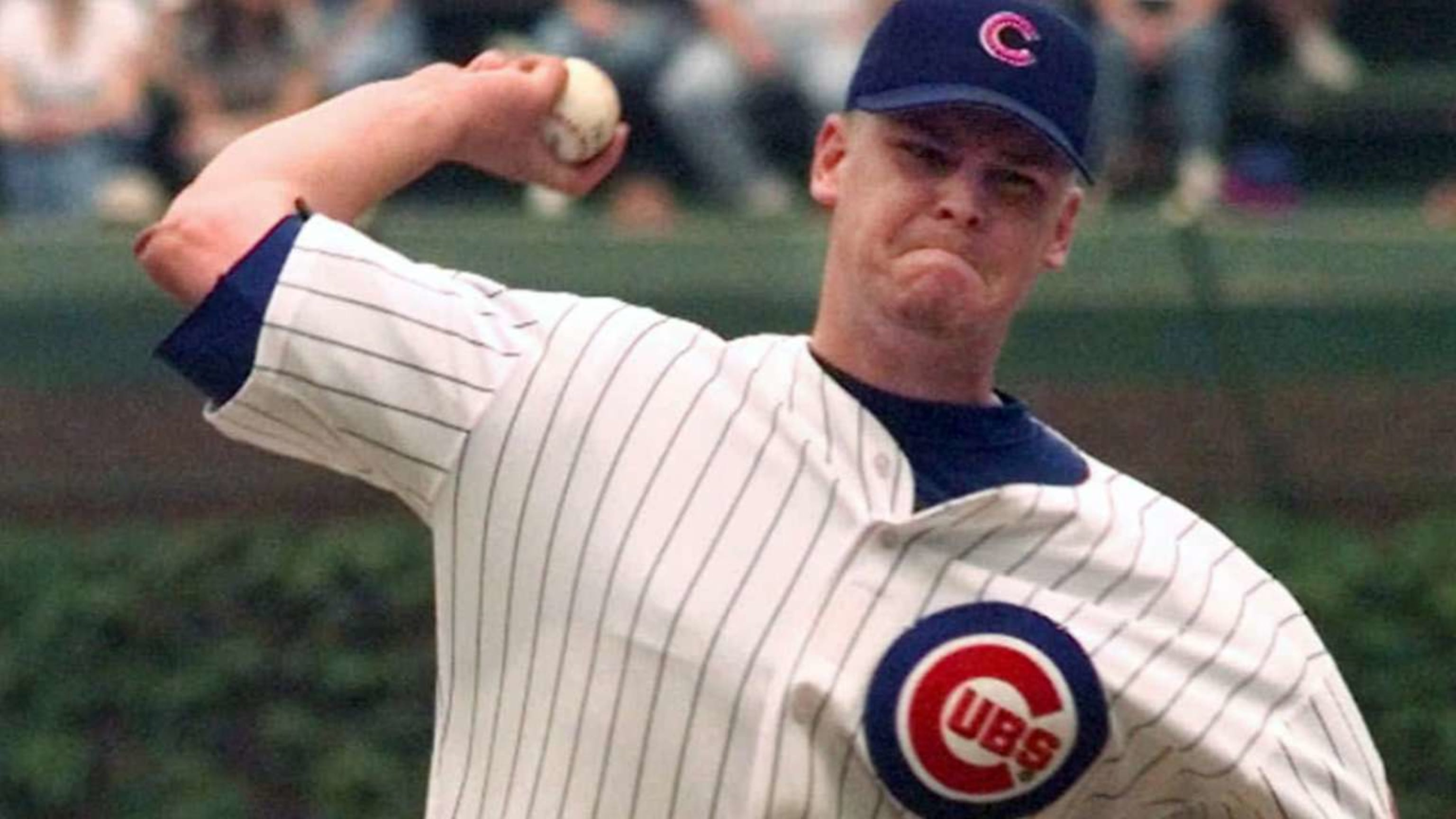 Kerry Wood K's 20 contra Astros