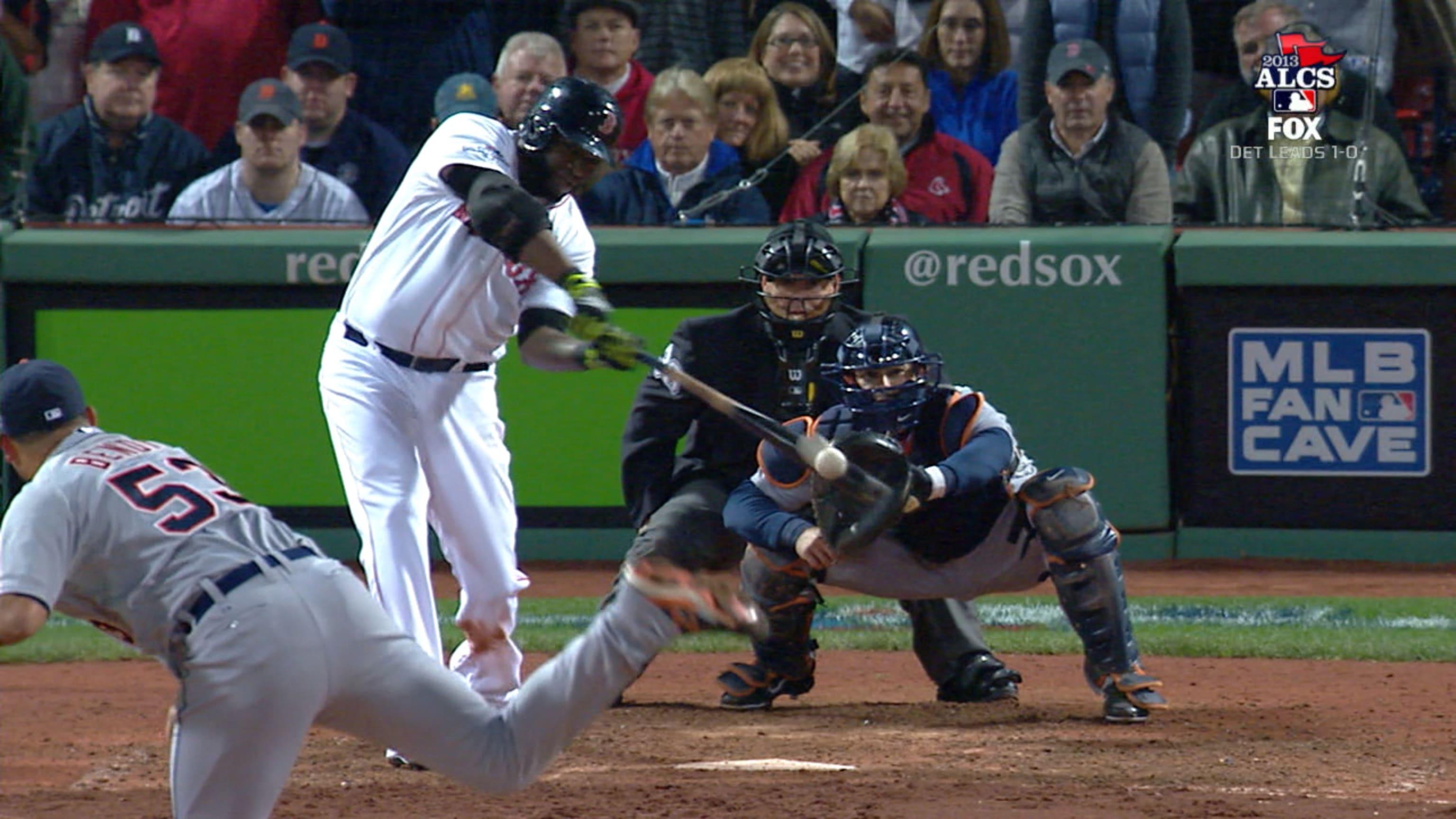 Big Papi's big home runs
