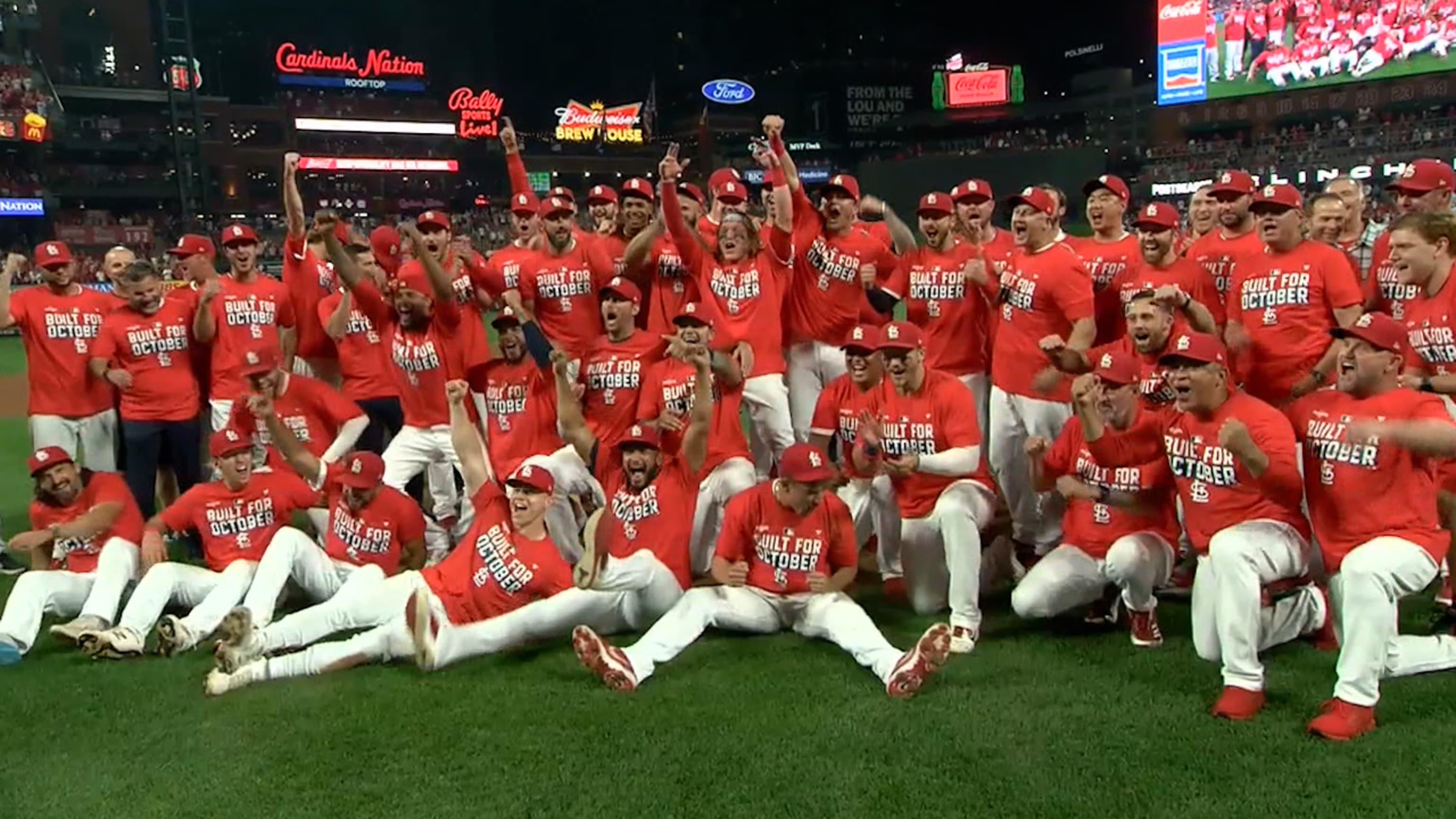Los Cardinals se aseguran el Wild Card