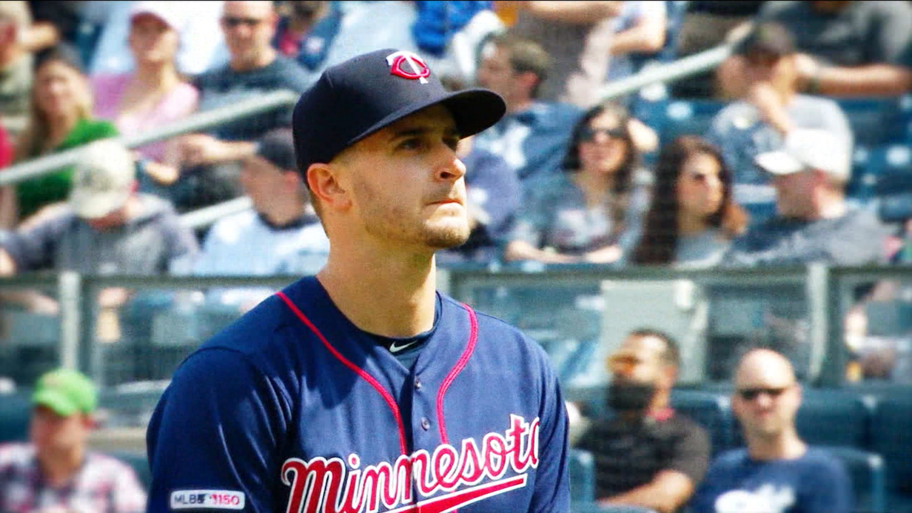 Jake Odorizzi accepts Twins' qualifying offer