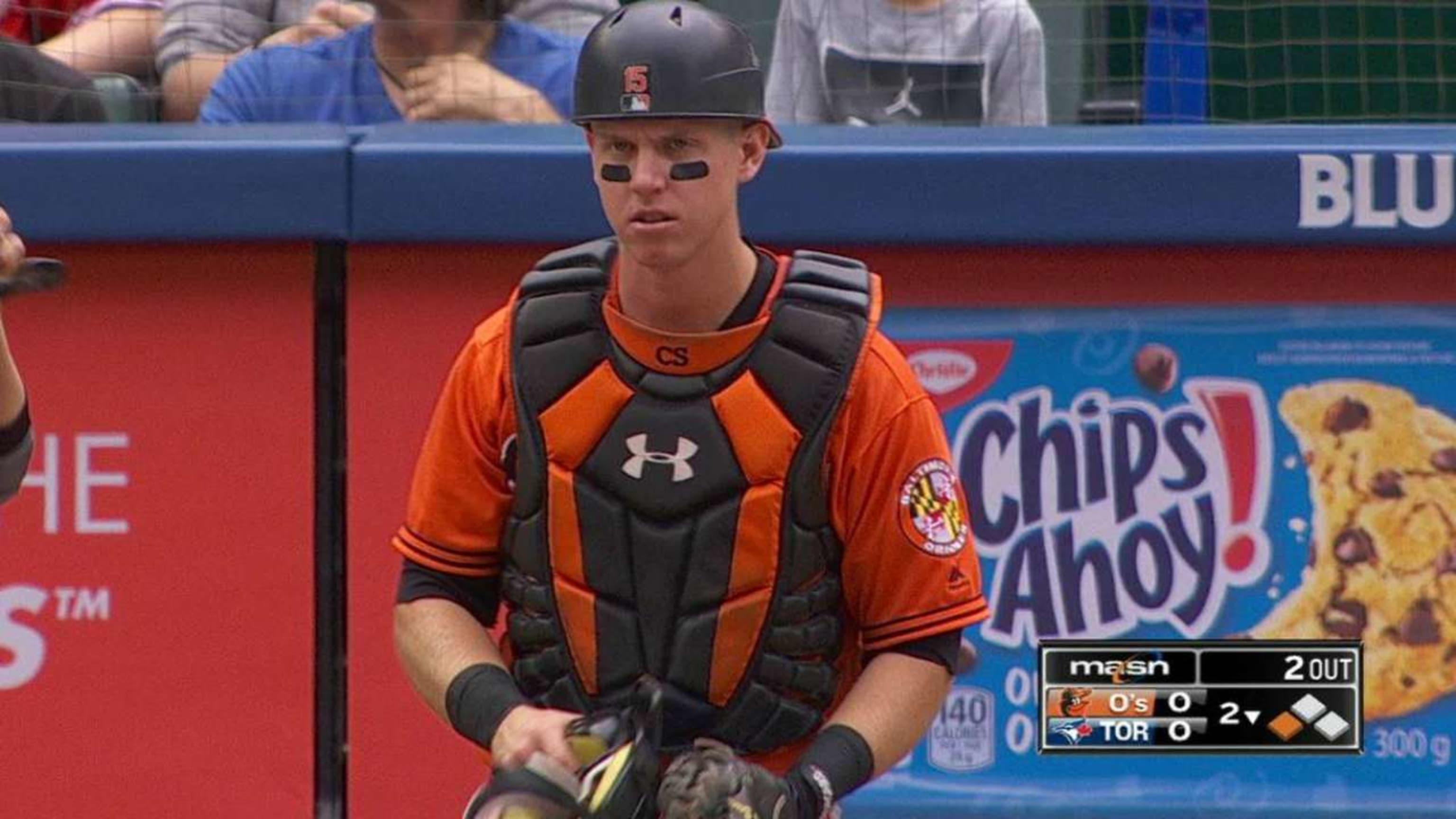 Chance Sisco Baltimore Orioles Baseball Player Jersey
