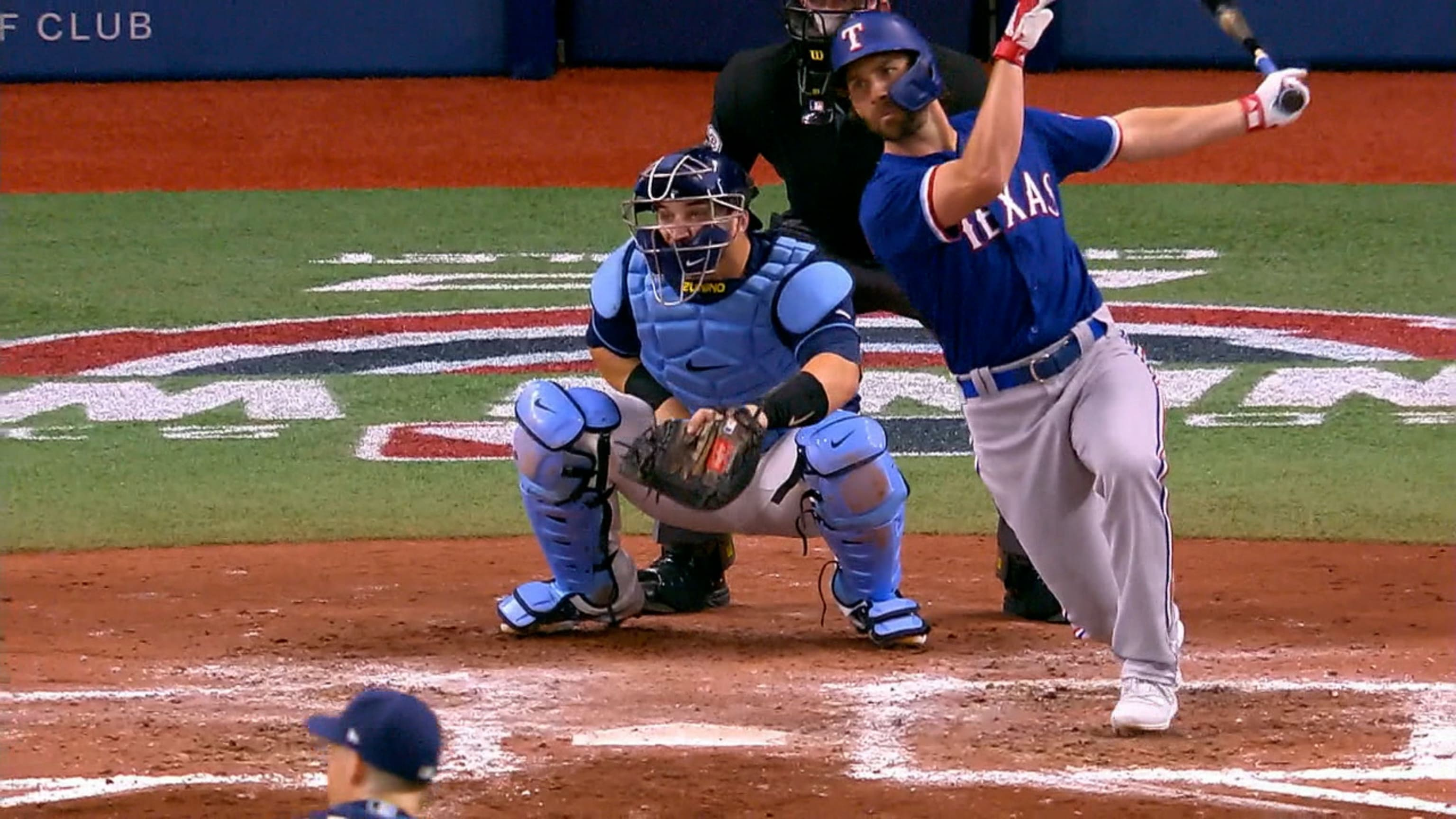 Charlie Culberson's RBI double