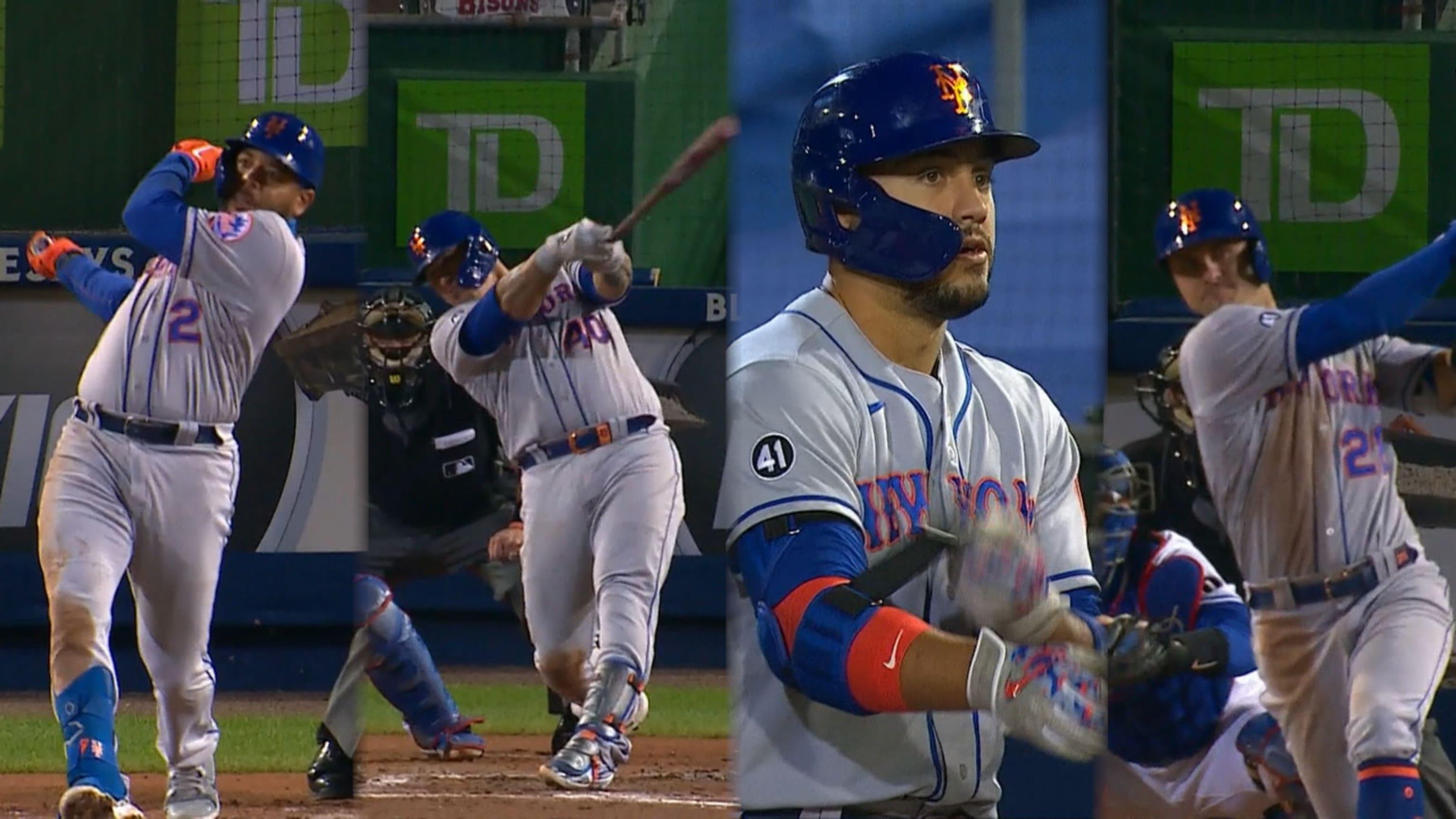 Mets, plato 10 en la cuarta entrada