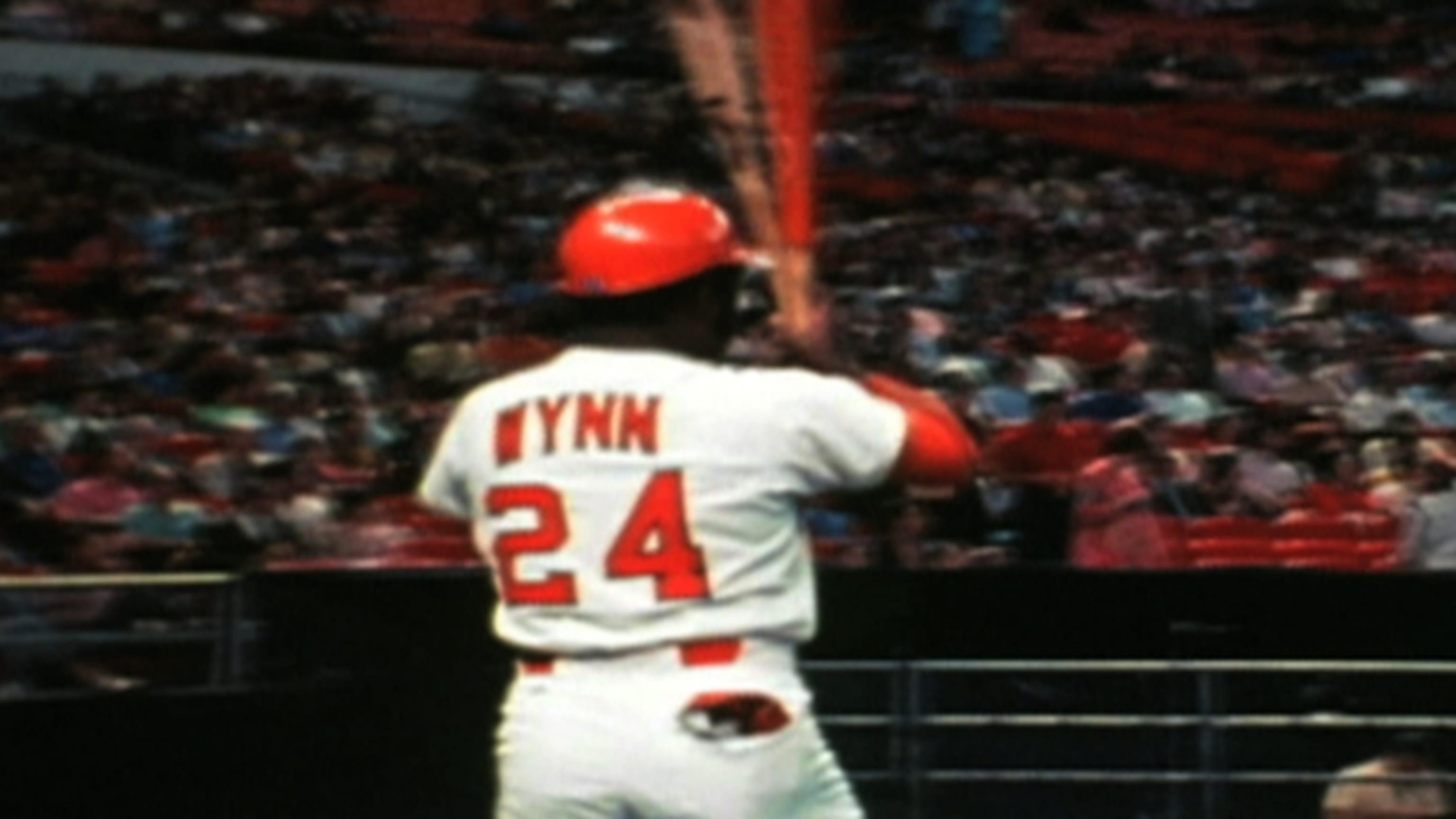 Astros: Jimmy Wynn, No. 24