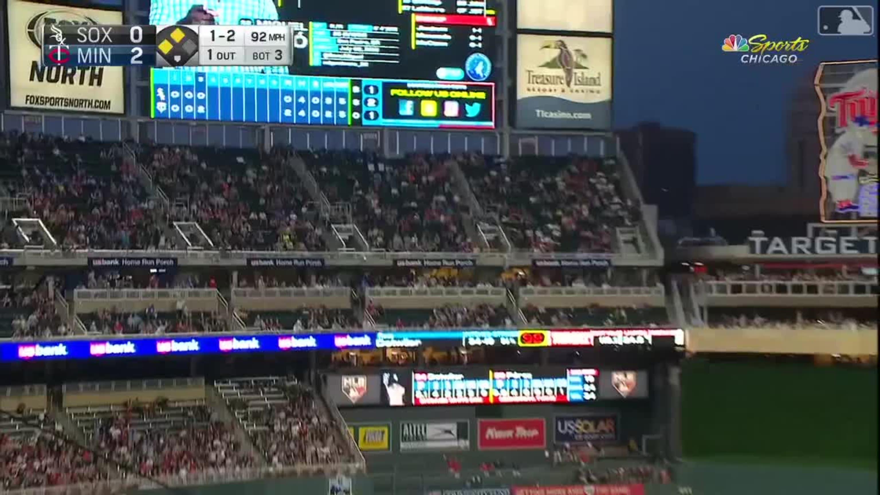 Los cuatro grandes bateadores de Minnesota