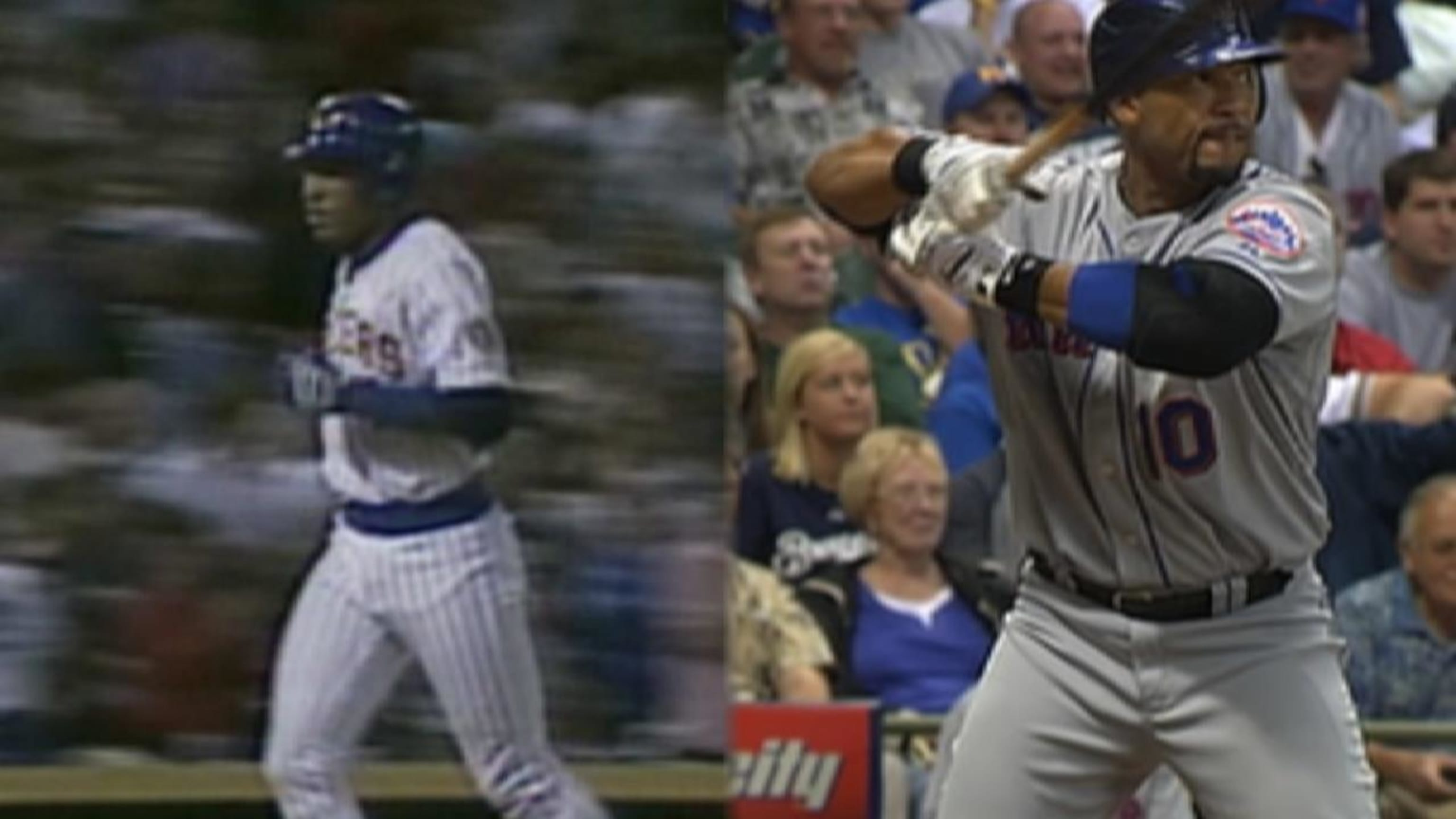 First & Last: Sheffield's homers