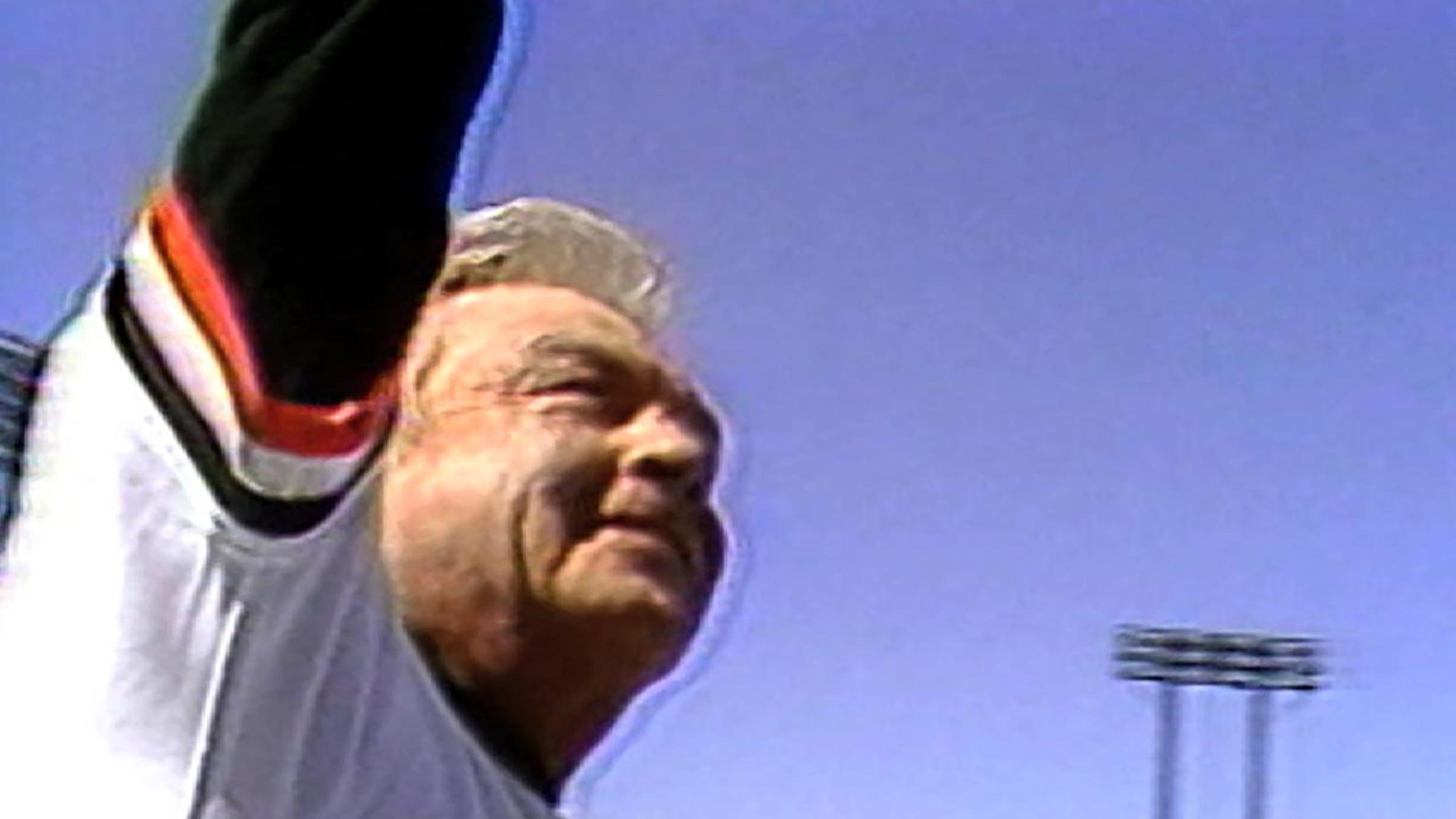 Orioles: Earl Weaver, No. 4