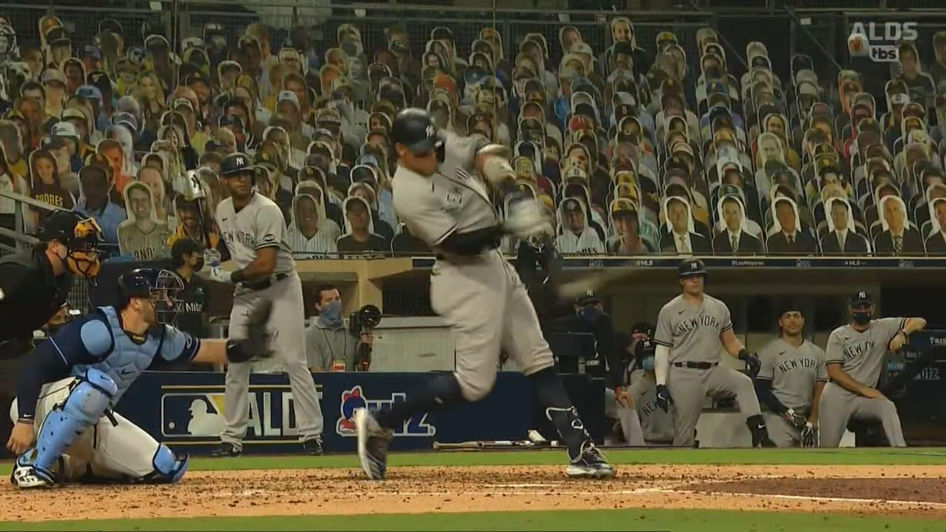 Aaron Judge's solo home run