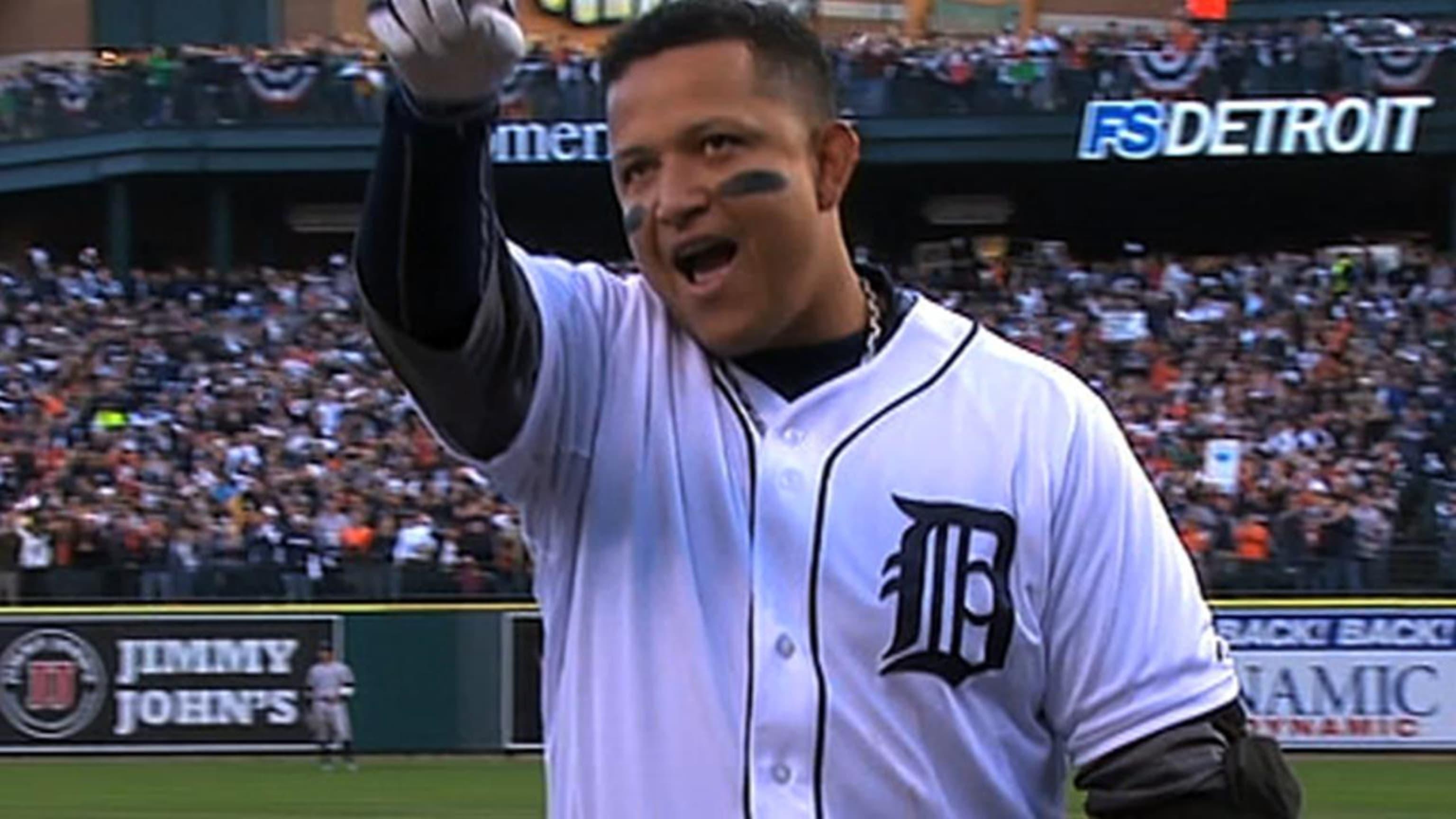 Cabrera hace historia en el 2012