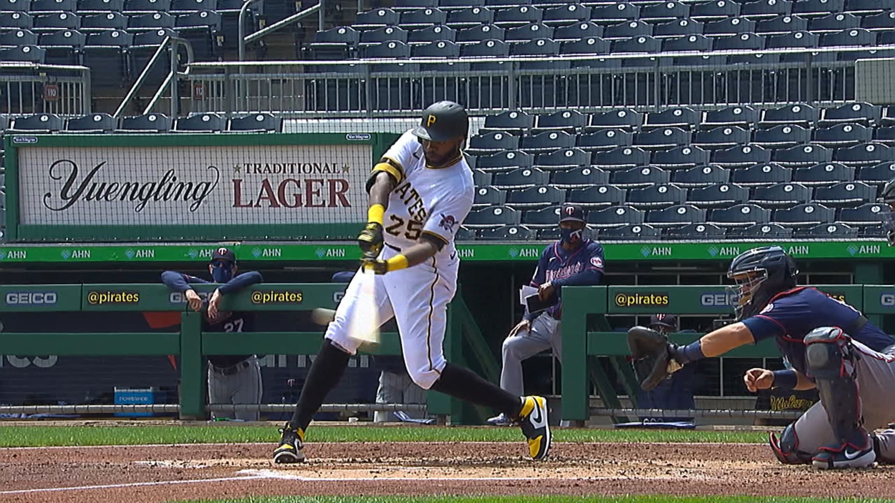 Gregory Polanco da HR de 3 carreras