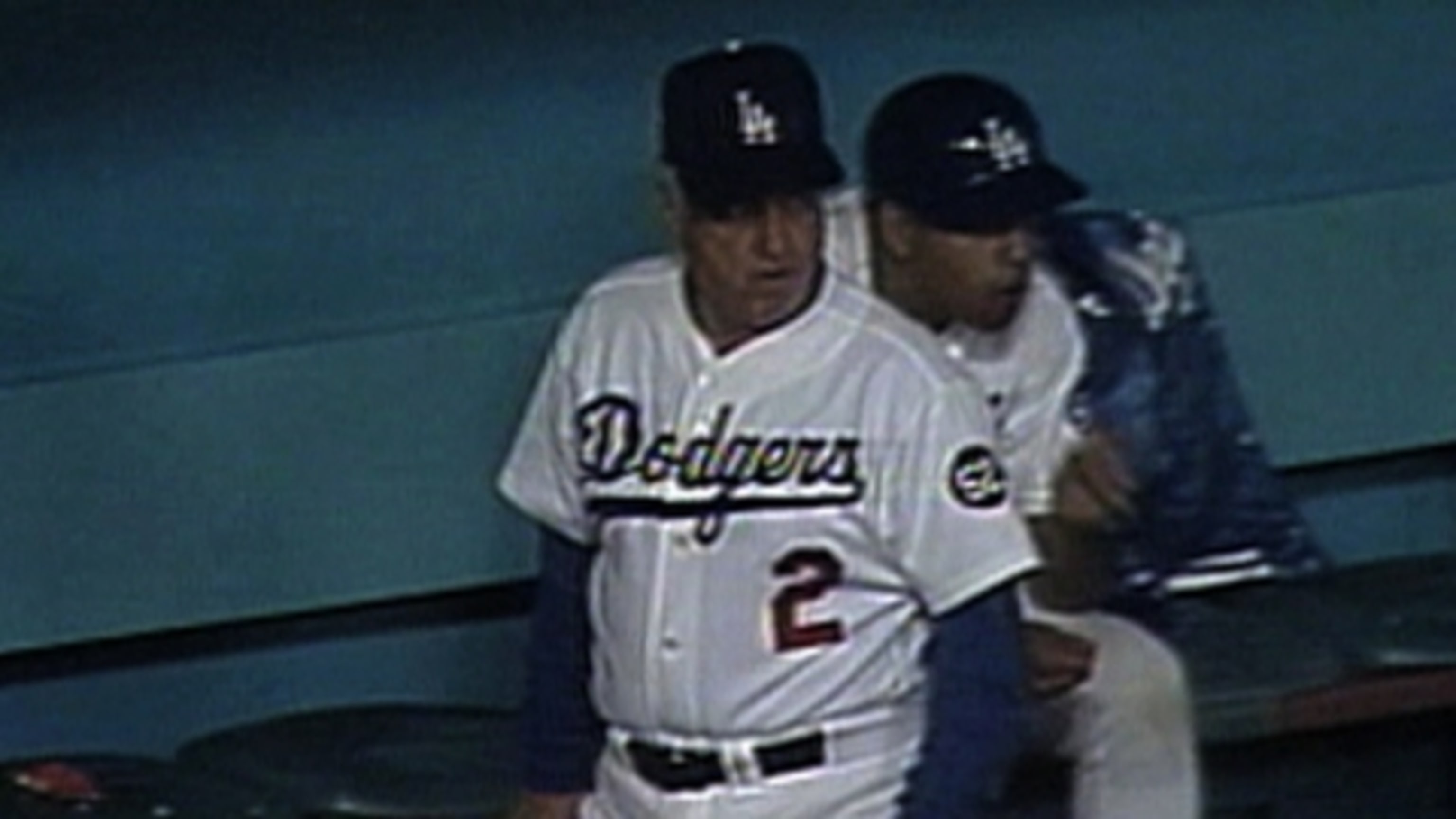 Dodgers: Tommy Lasorda, No. 2