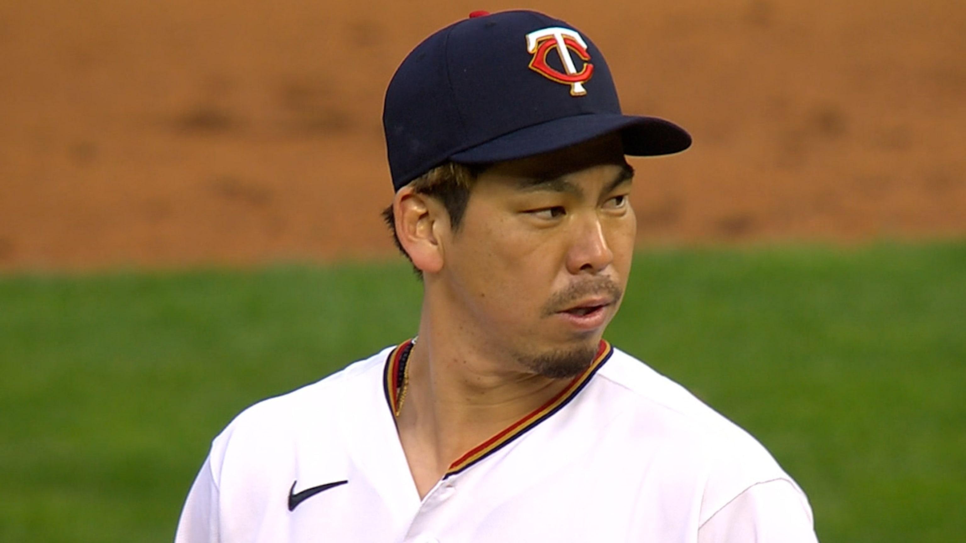 Kenta Maeda sale de aprietos
