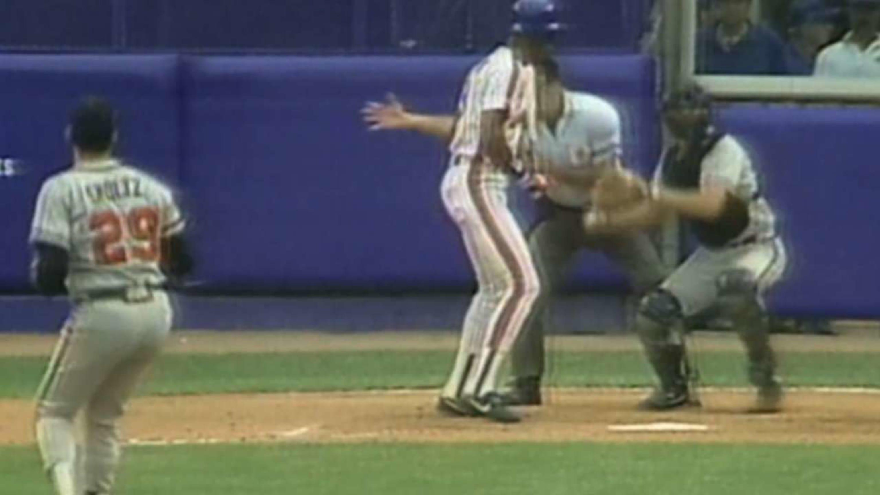 El primer ponche de MLB de Smoltz