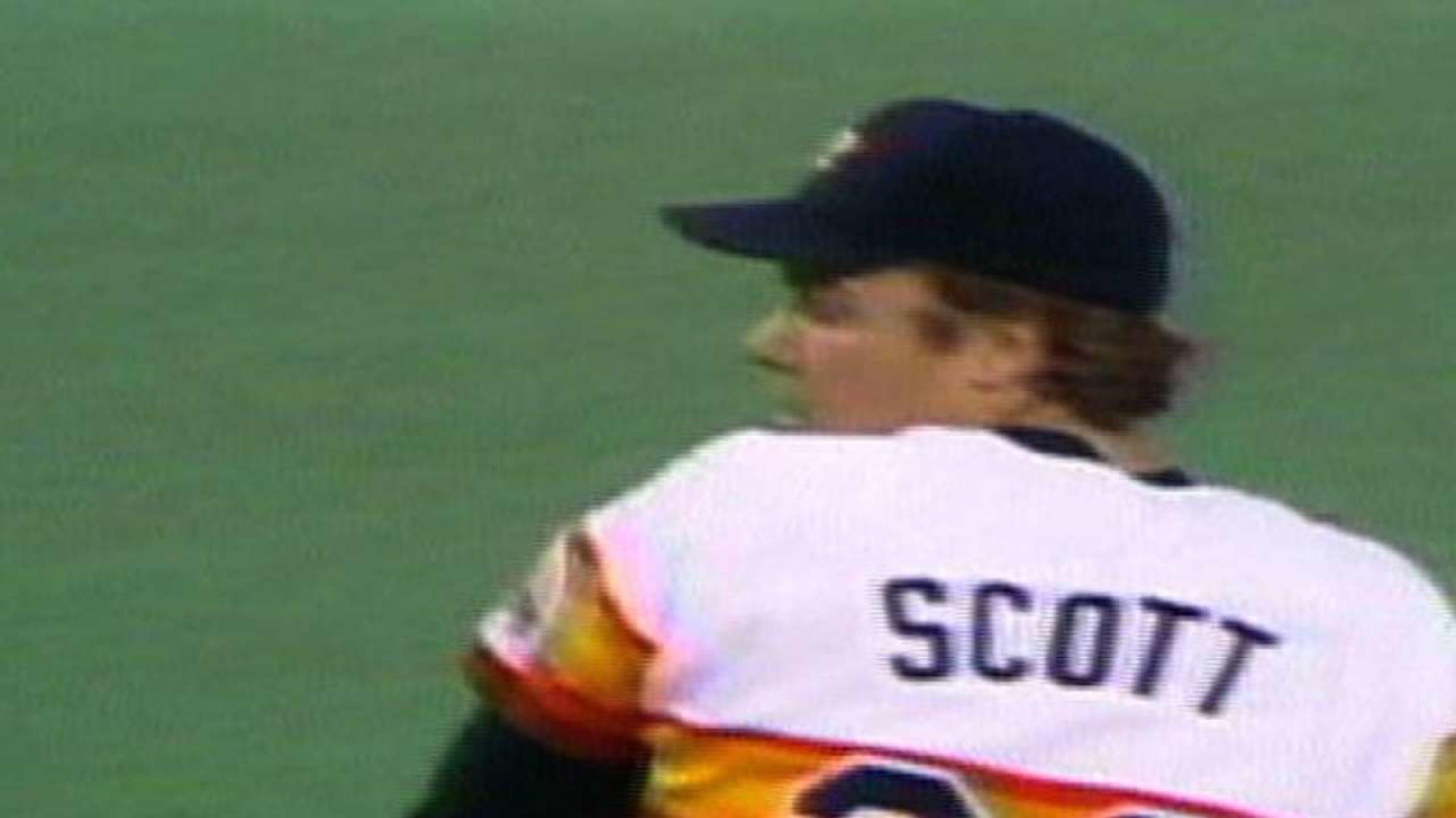 El juego sin hits ni carrera de Scott