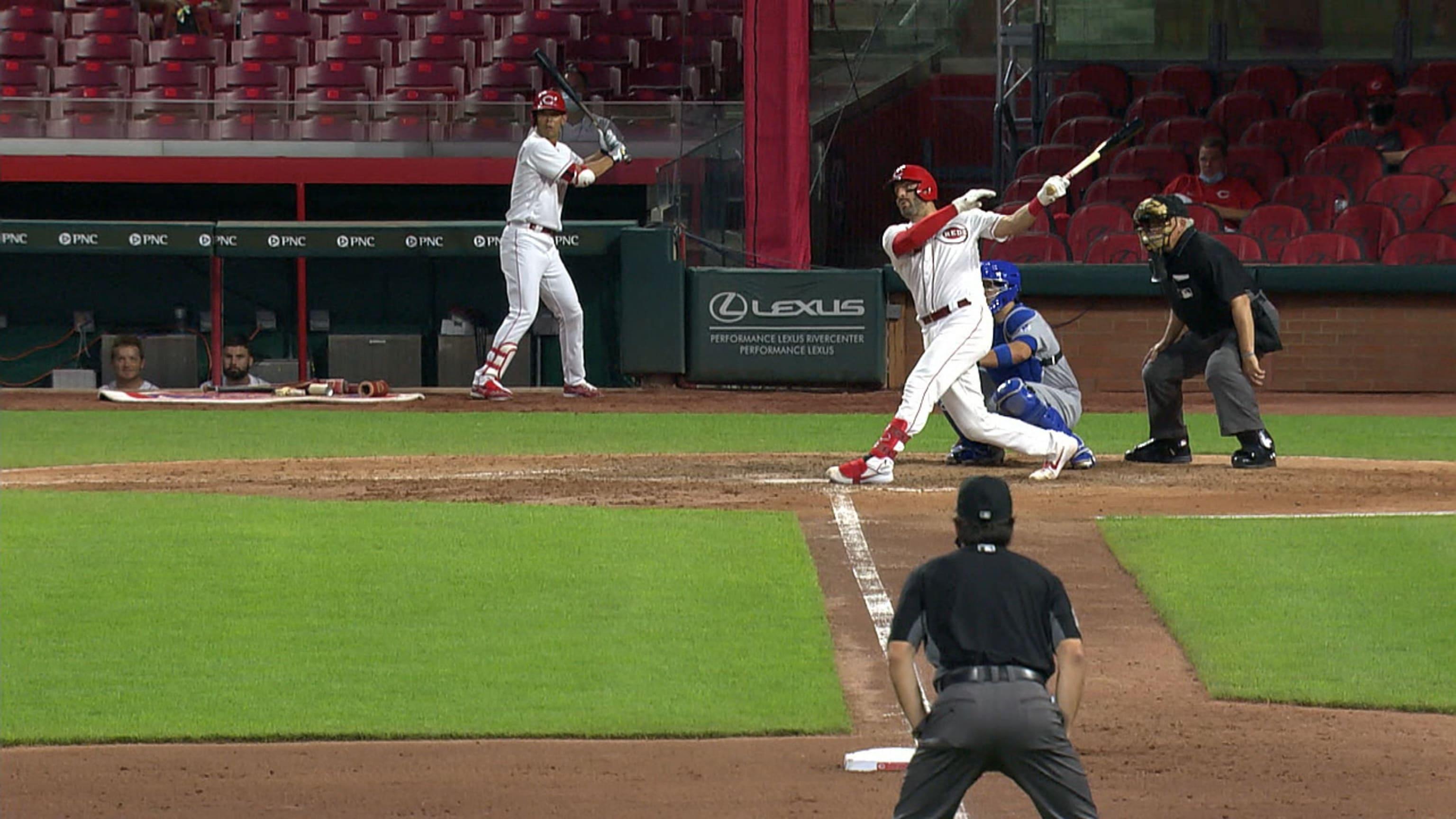 Curt Casali's solo home run