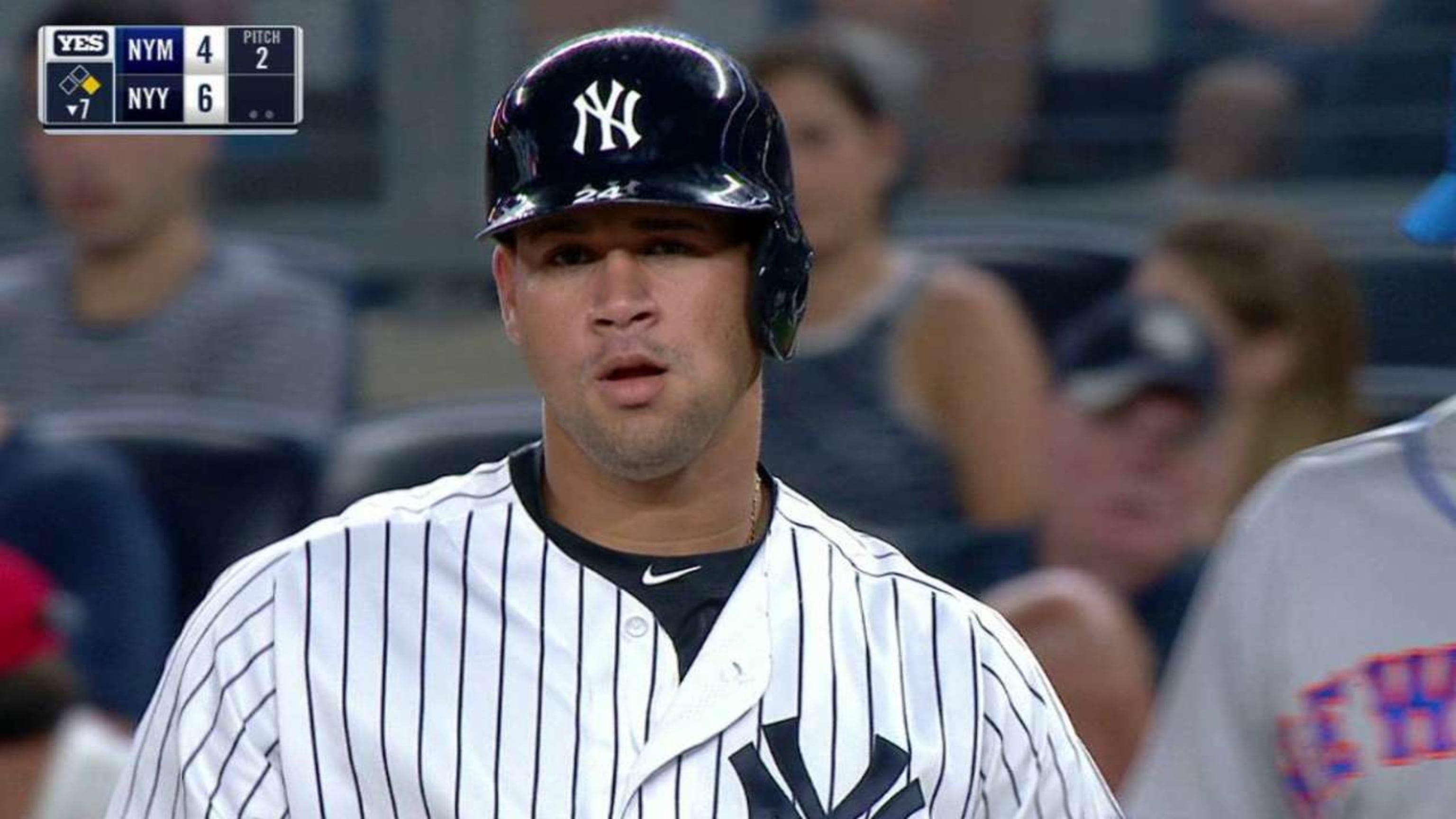 Sánchez conecta su 1er sencillo en la MLB